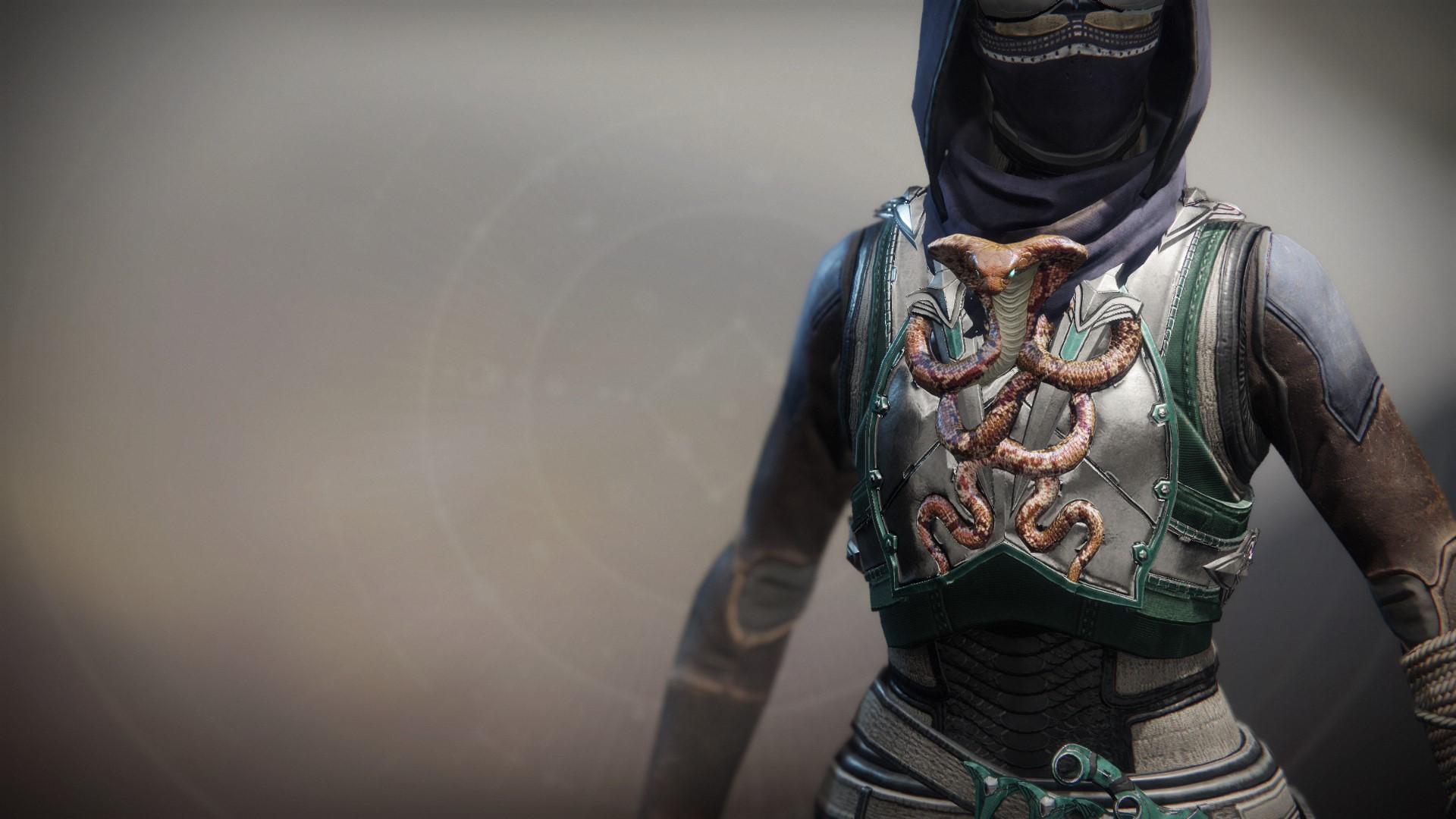 An in-game render of the Queen Cobra.