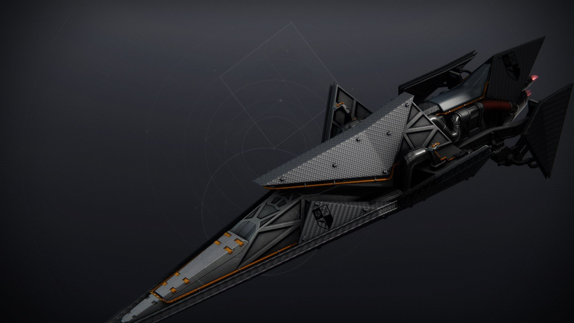 An in-game render of the Archangel's Alacrity.