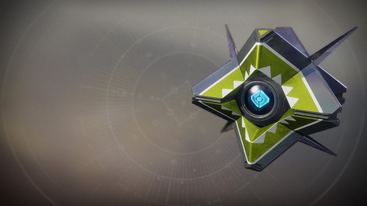 An in-game render of the Jagged Shell.