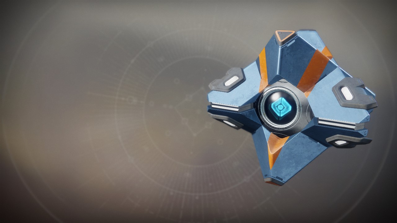 An in-game render of the Kingfisher Shell.