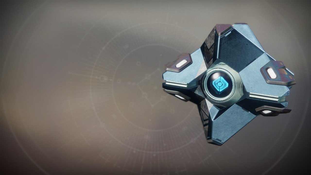 An in-game render of the Tower Shell.