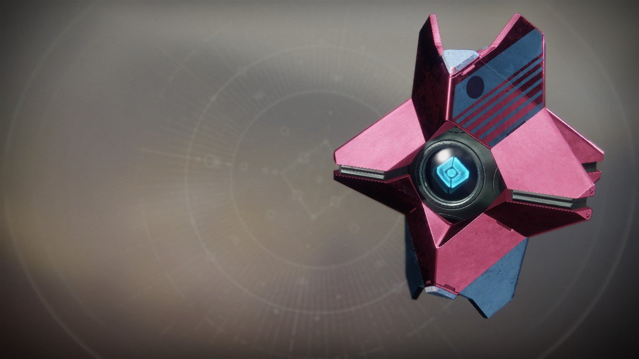 An in-game render of the Blue Moon Shell.