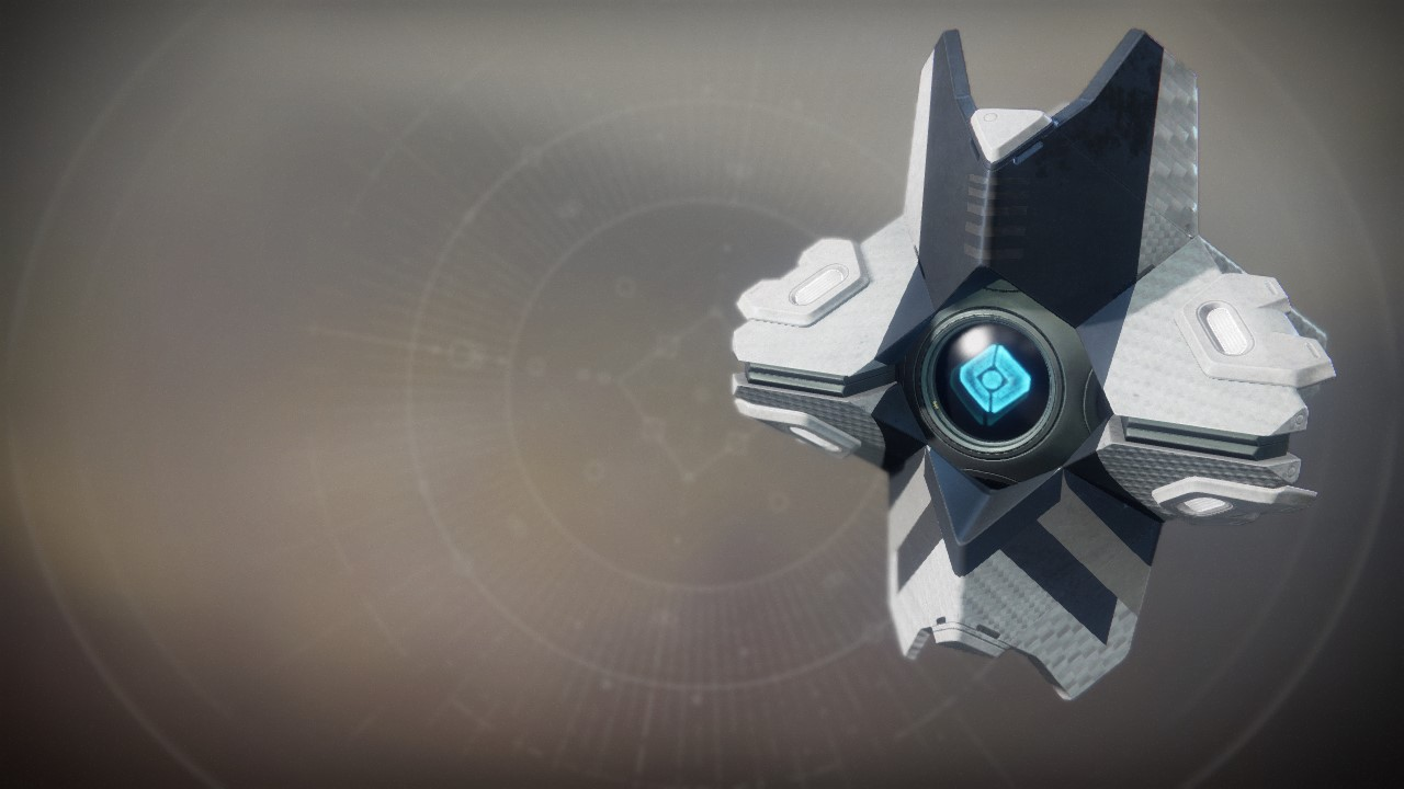 An in-game render of the Graylight Shell.