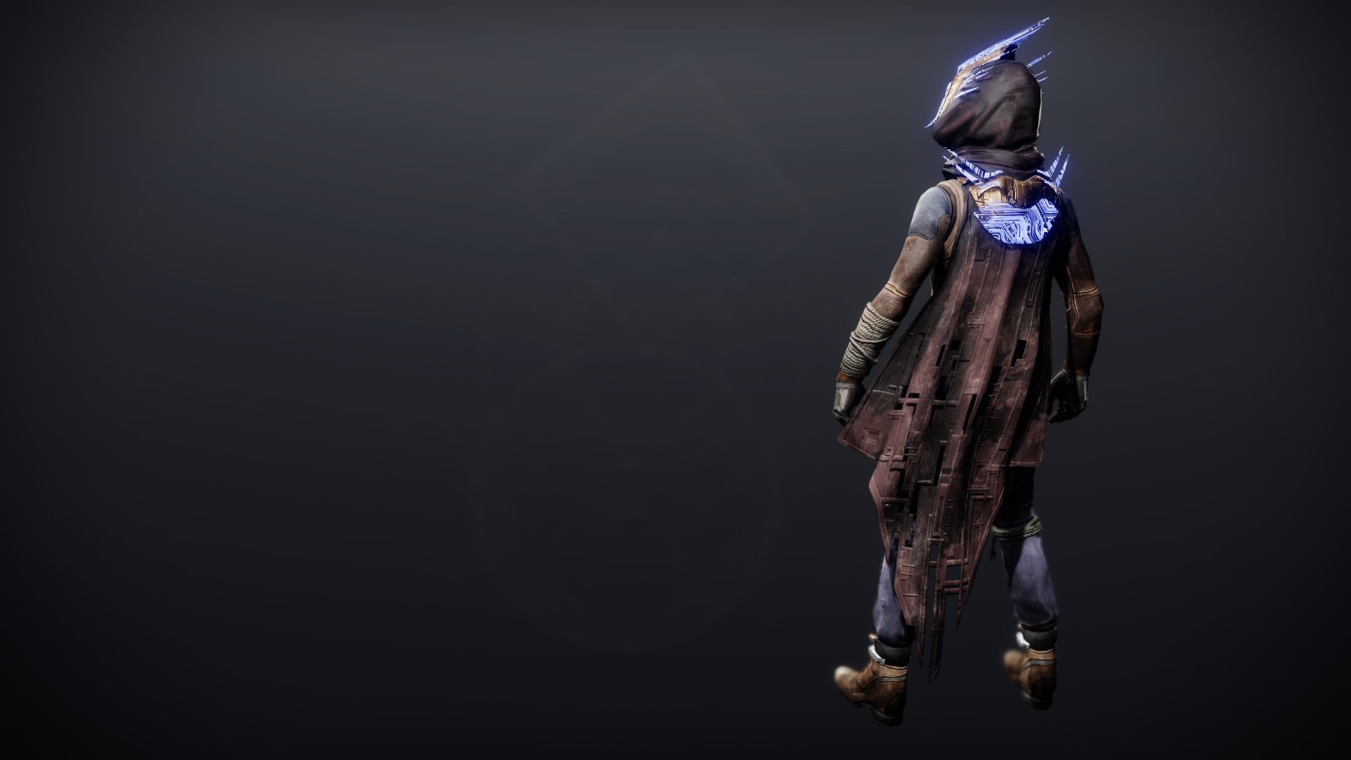 An in-game render of the Cloak of Temptation.