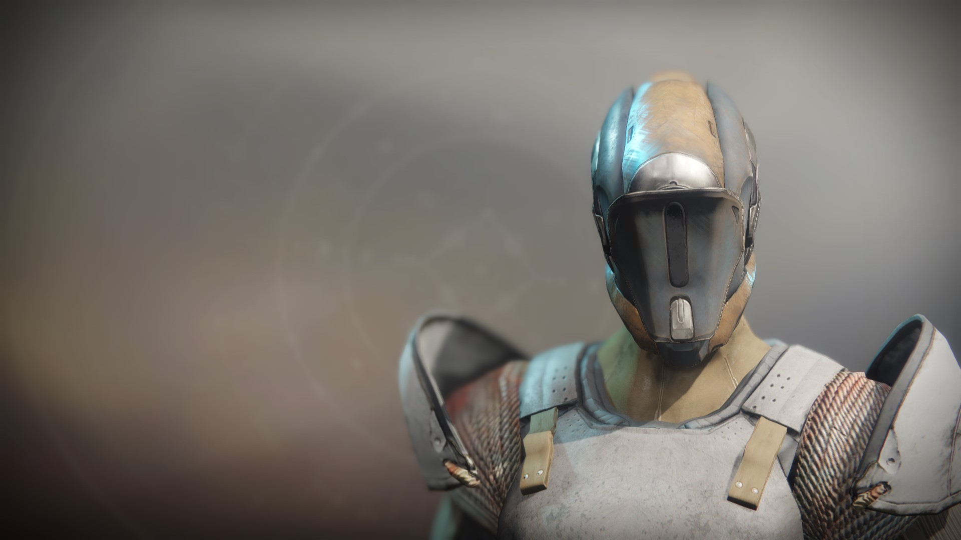 An in-game render of the Substitutional Alloy Helm.