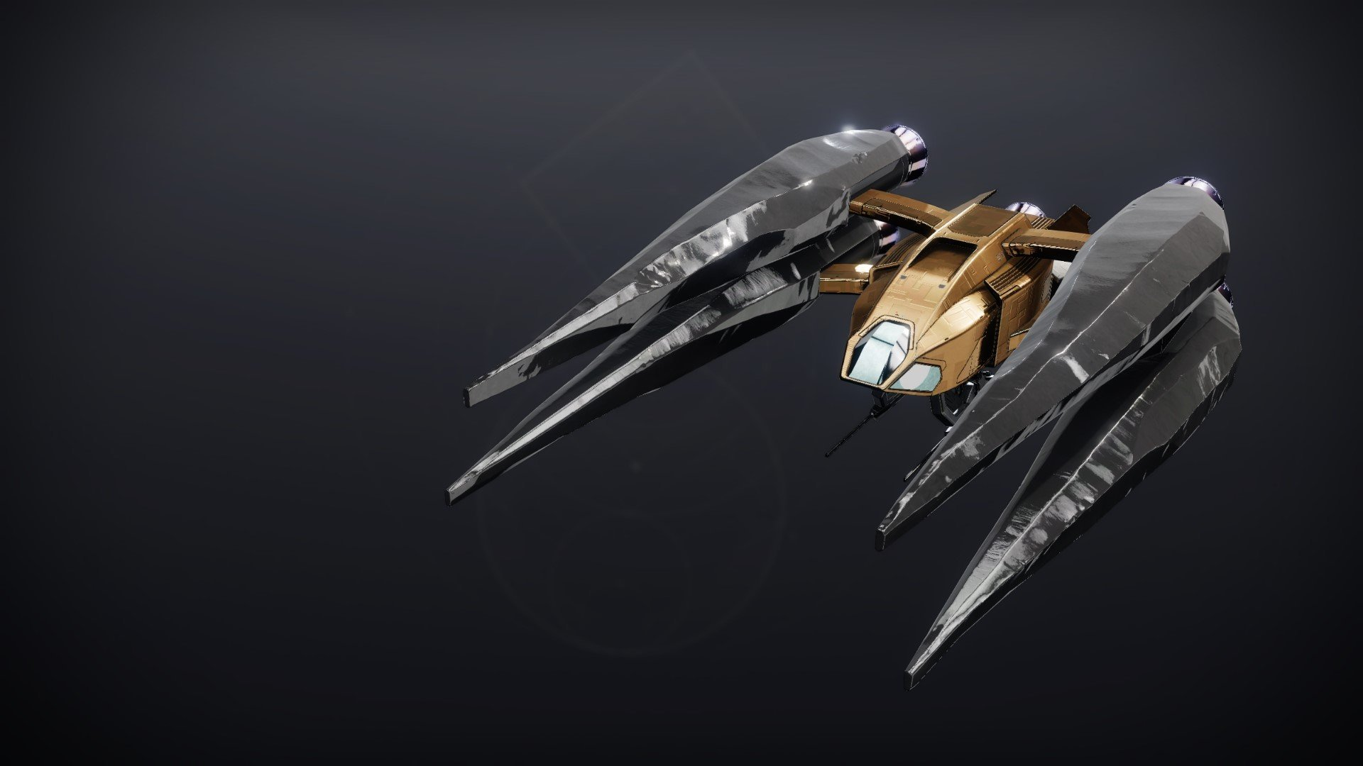 An in-game render of the Vaultstrider.