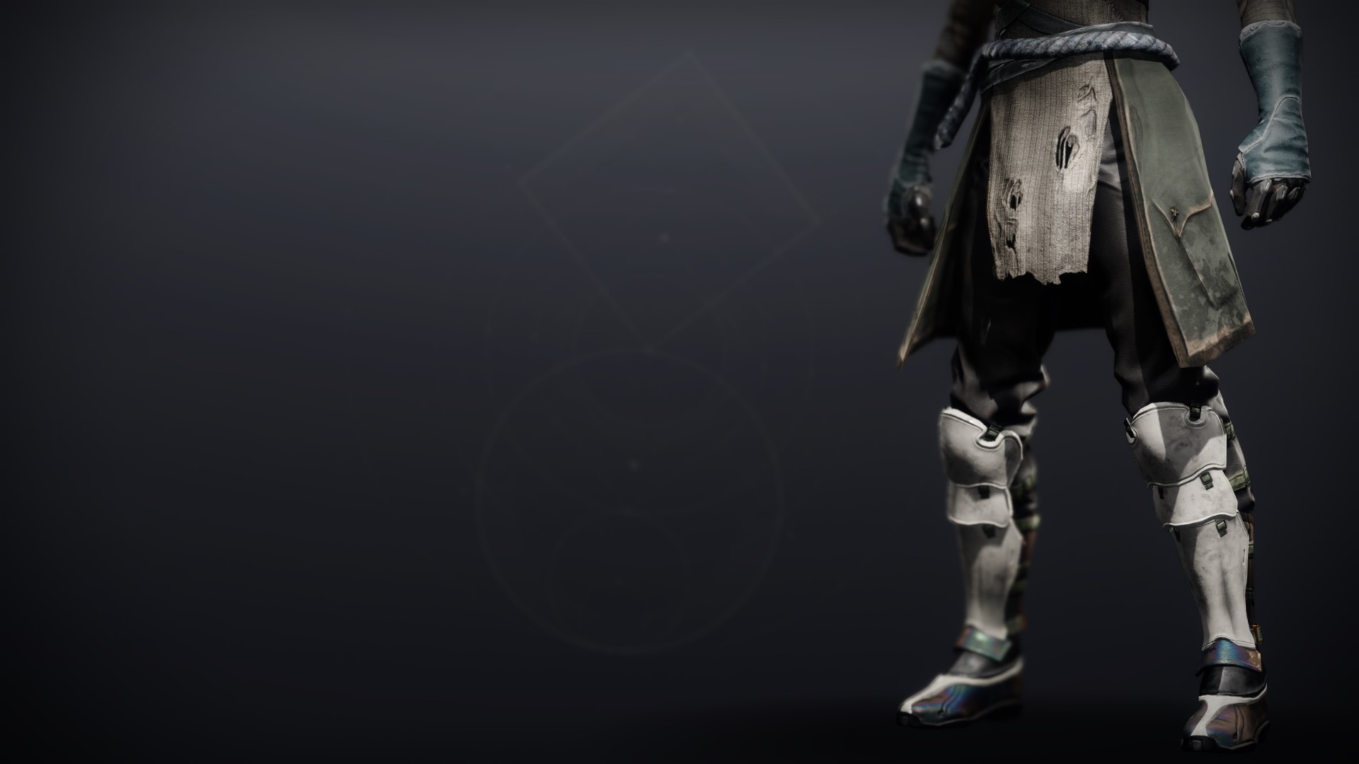 An in-game render of the Iron Will Steps.