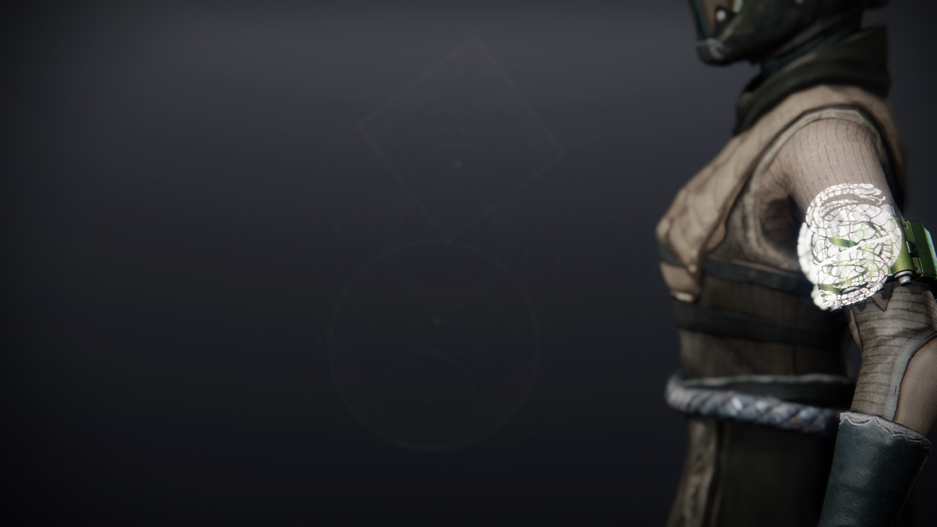 An in-game render of the Illicit Collector Bond.