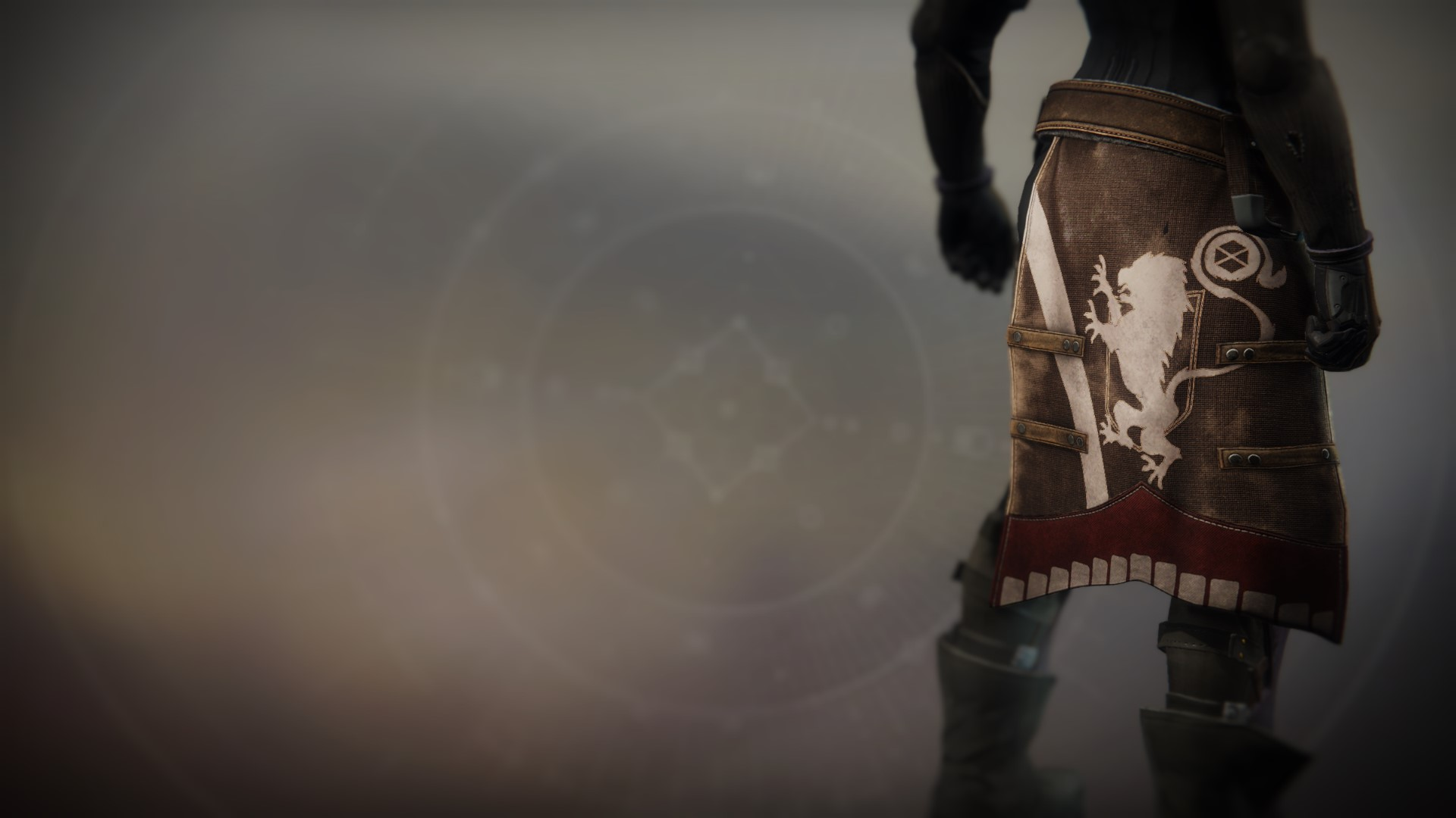 An in-game render of the Ancient Apocalypse Mark.