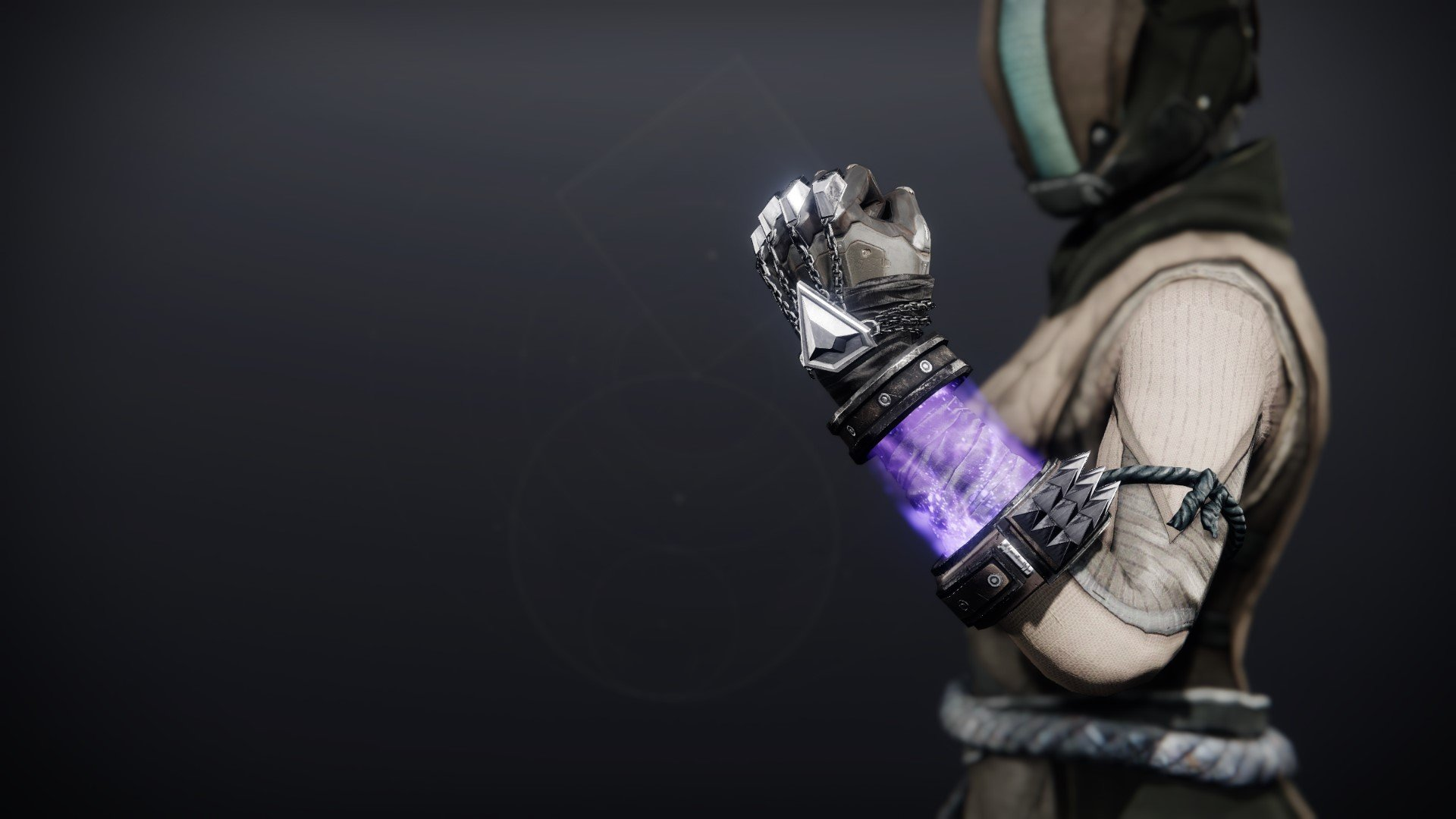 An in-game render of the Nothing Manacles.