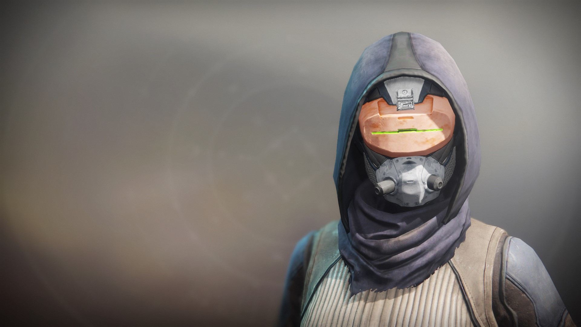 An in-game render of the Steadfast Hunter Ornament.