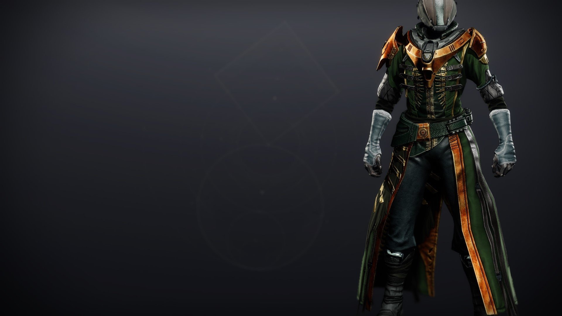 An in-game render of the Cuirass of the Hezen Lords.
