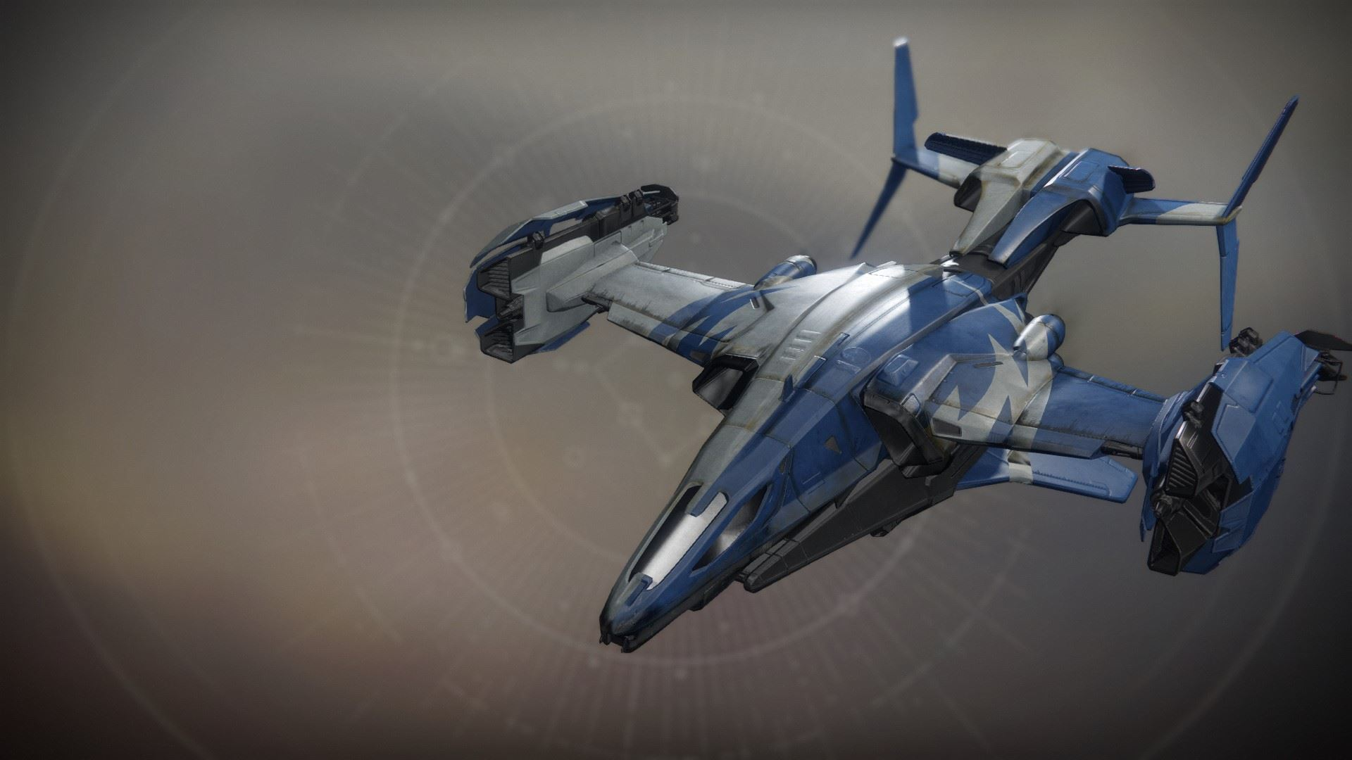 An in-game render of the Alpha Umi.