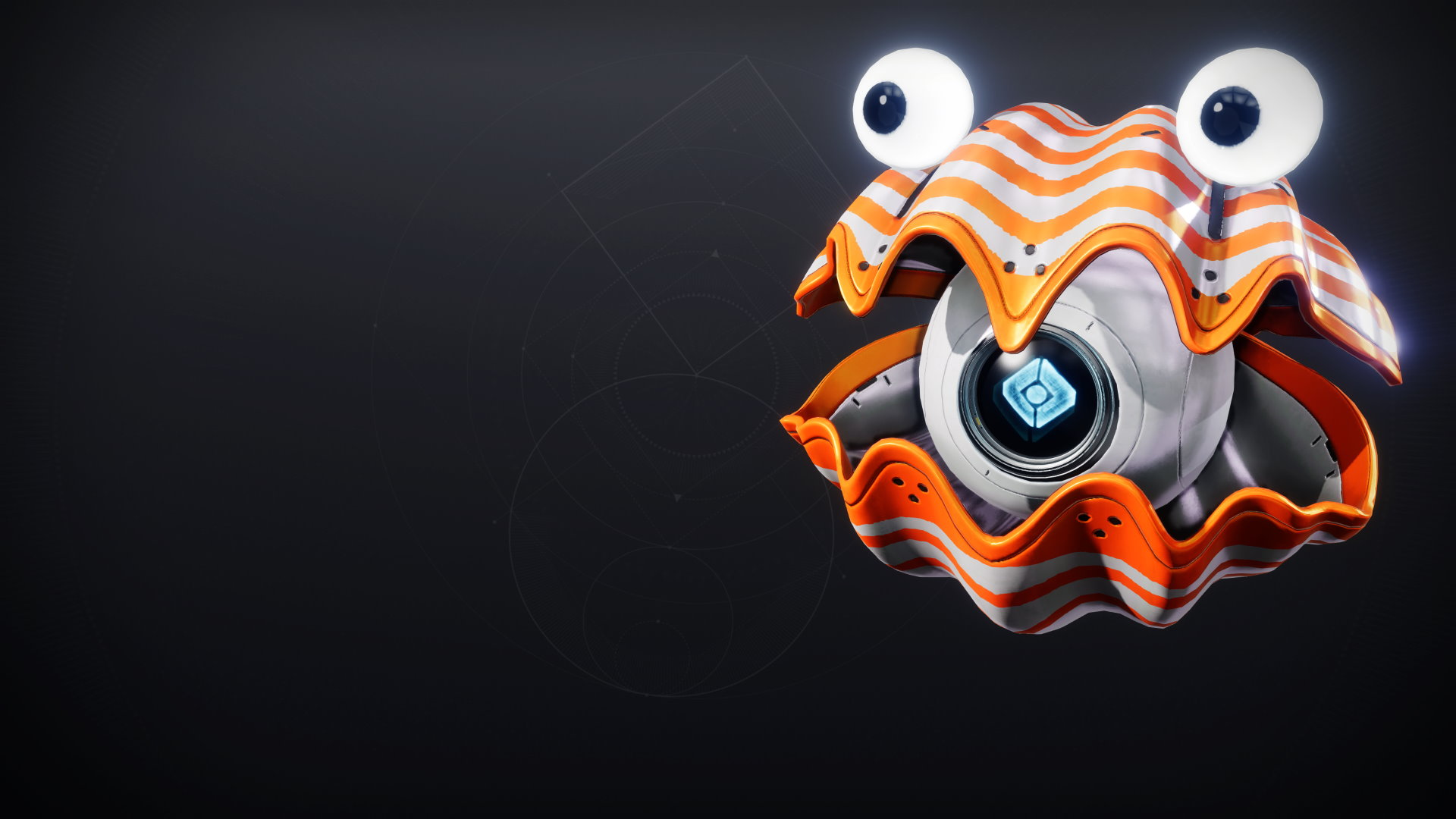An in-game render of the Ghoyster.