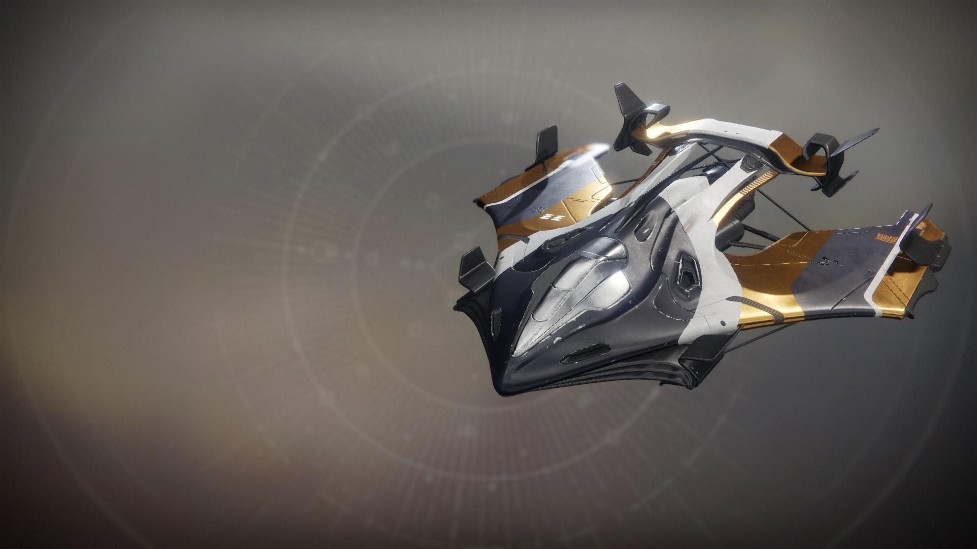 An in-game render of the Regent Redeemer.
