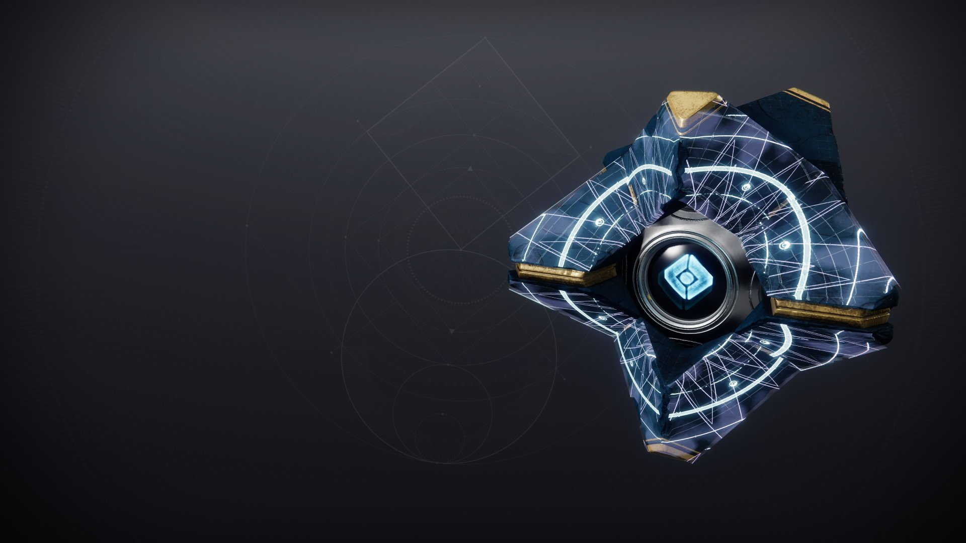 An in-game render of the Dreamer's Shell.