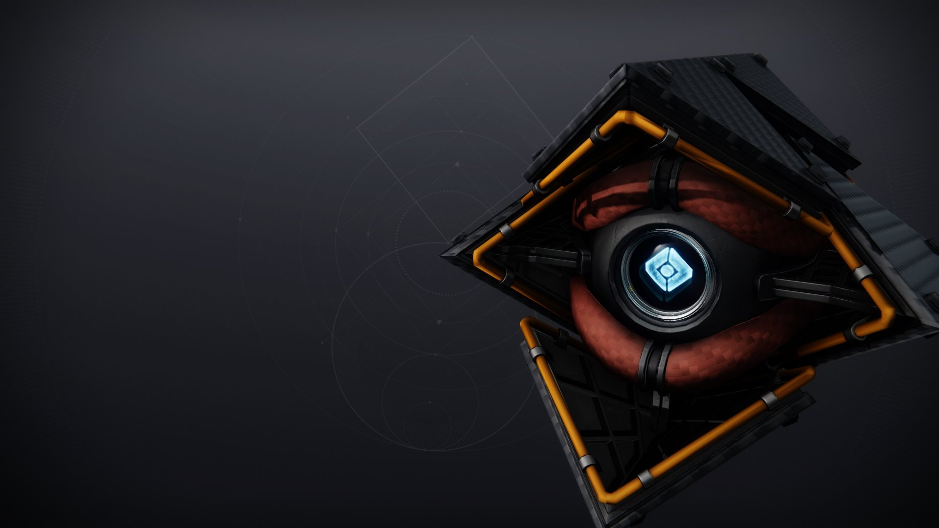 An in-game render of the Archangel's Shell.