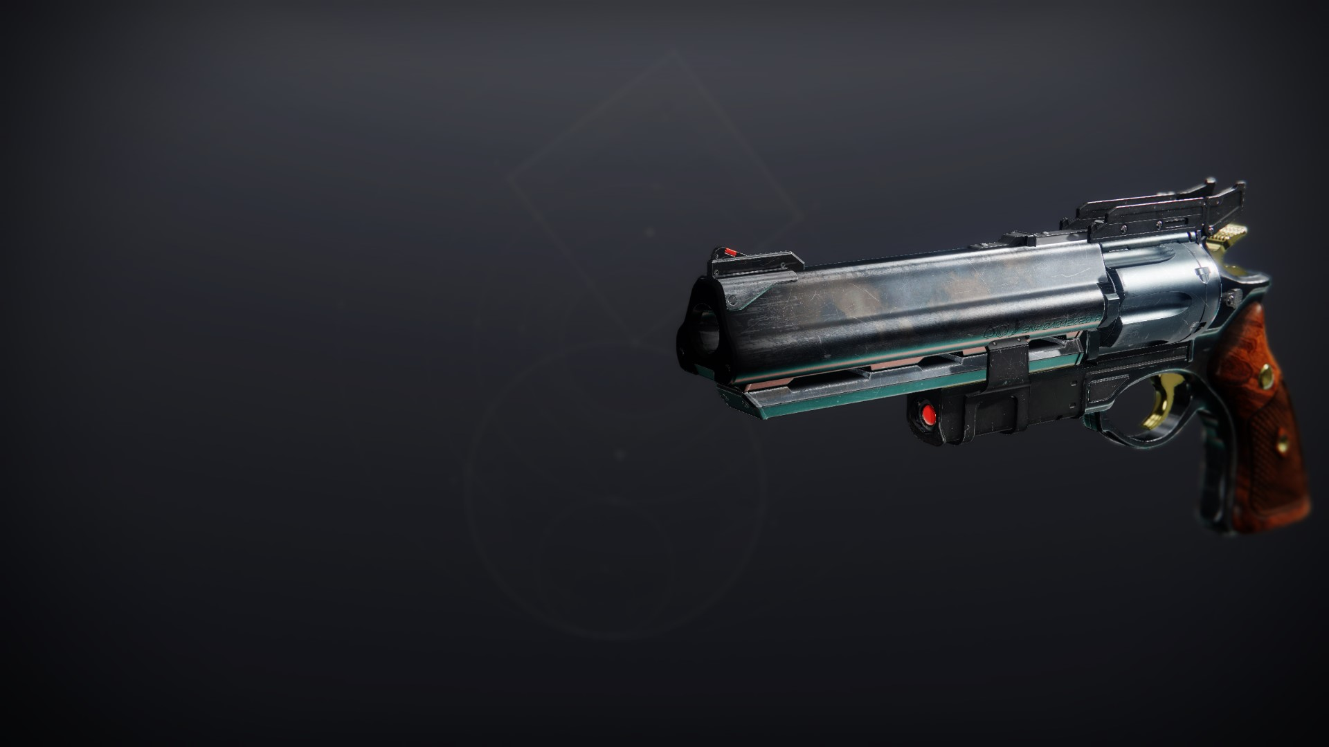 An in-game render of the Feeling Lucky.
