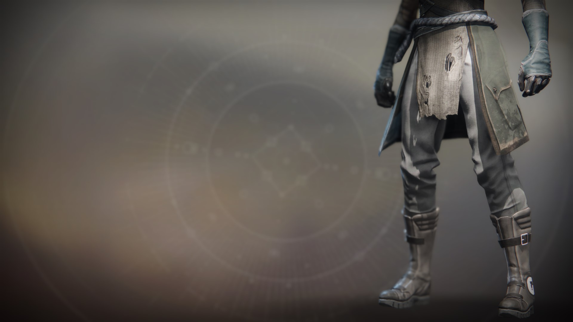 An in-game render of the Anti-Extinction Boots.