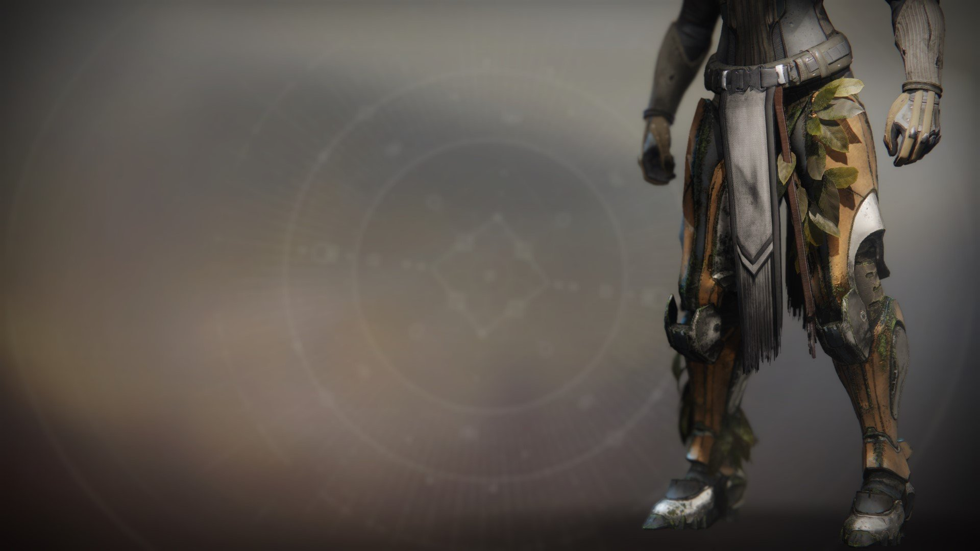 An in-game render of the Substitutional Alloy Greaves.