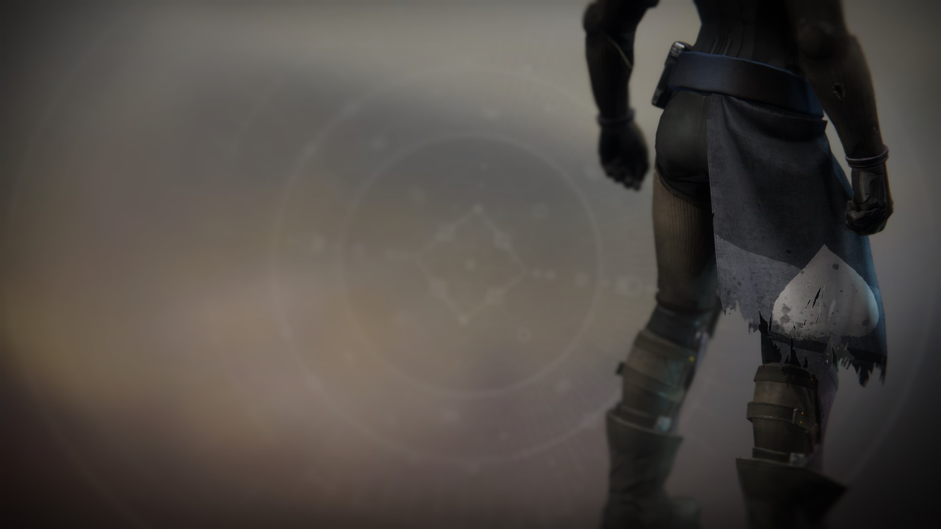 An in-game render of the Memory of Cayde Mark.