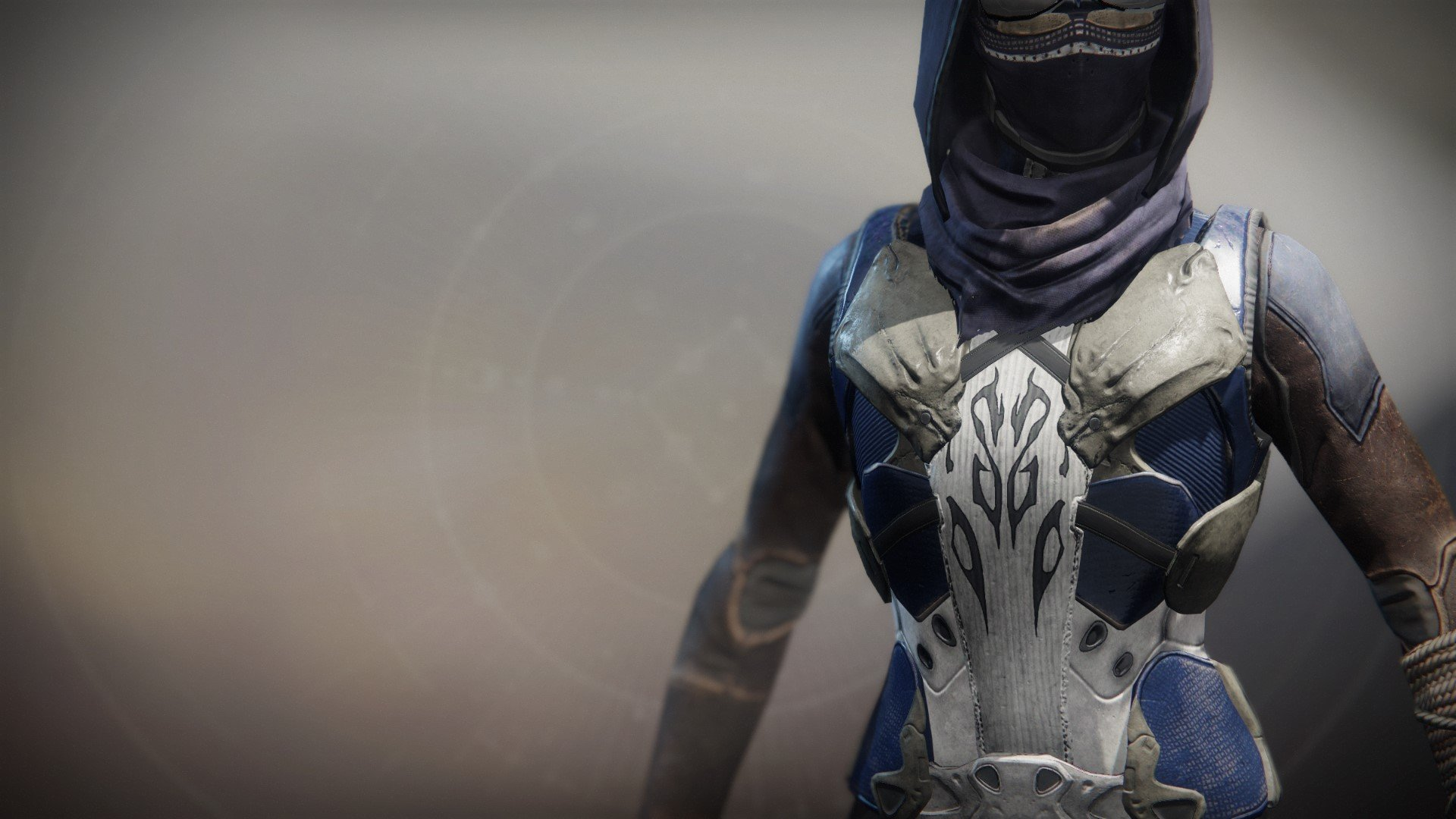 An in-game render of the Dragonfly Regalia Vest.