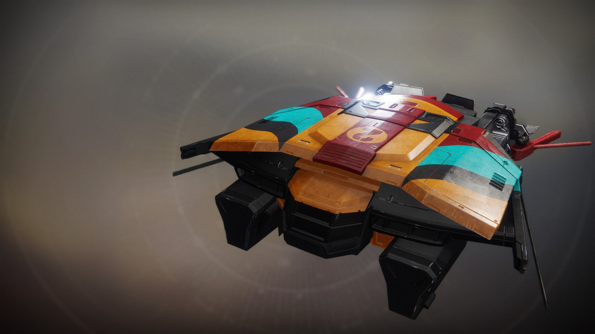 An in-game render of the Carouse-CER.