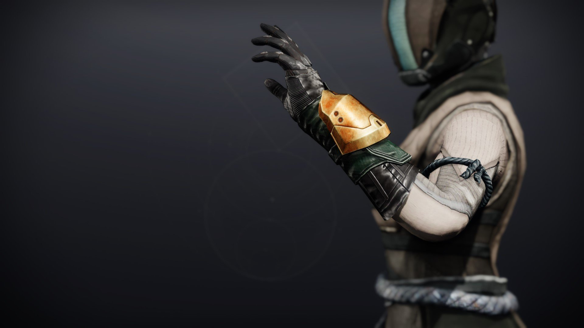 An in-game render of the Gloves of the Hezen Lords.