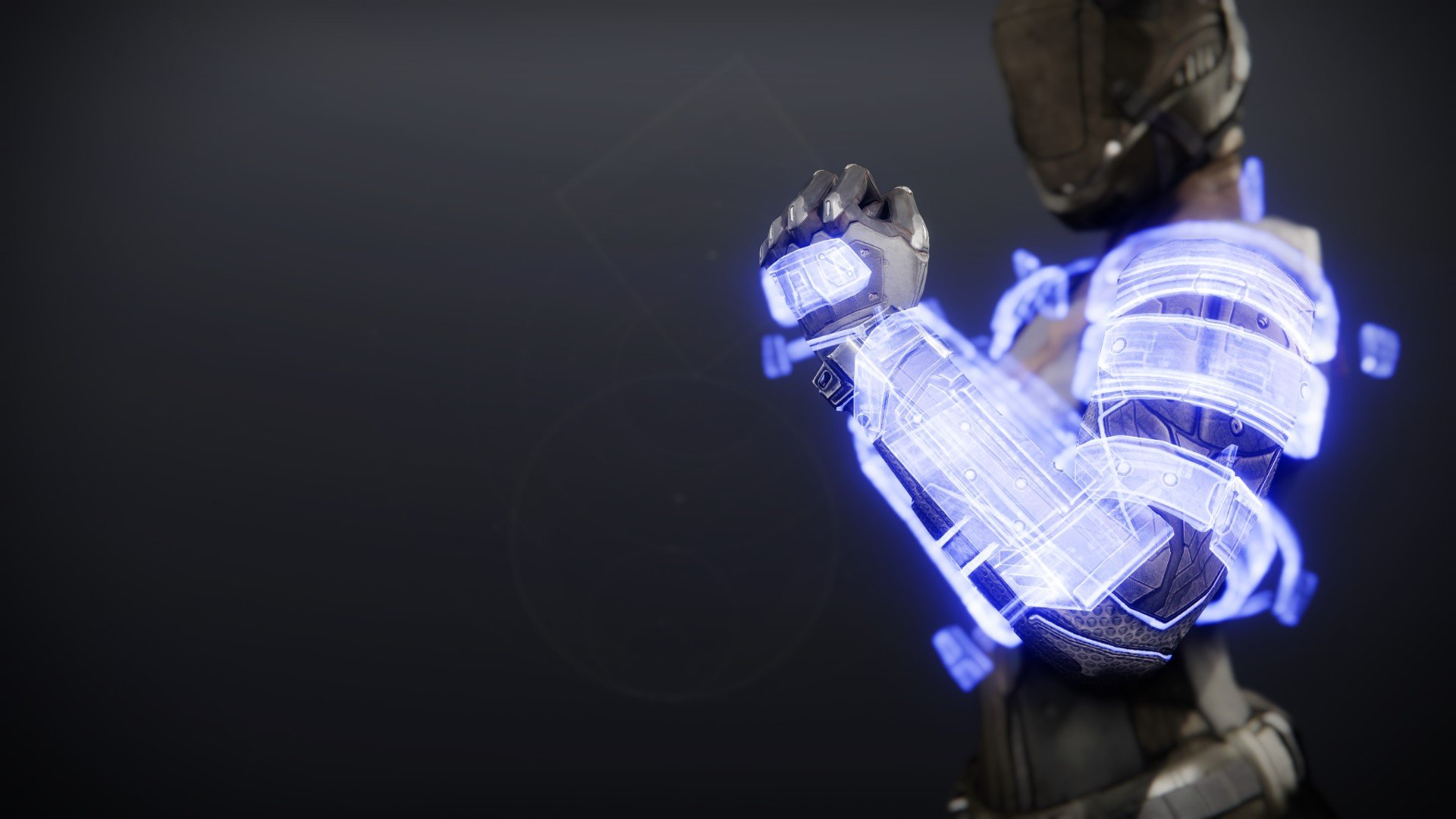 An in-game render of the No Backup Plans.