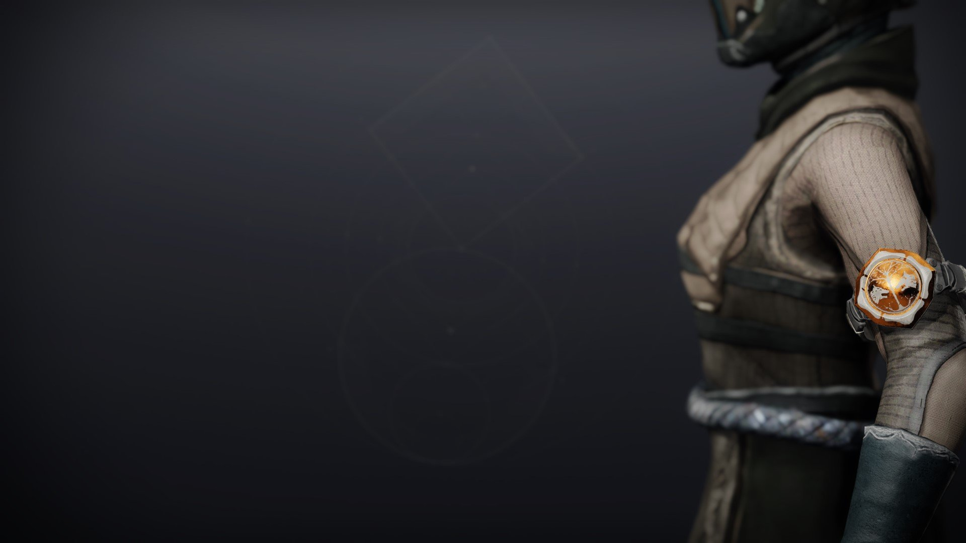 An in-game render of the Iron Will Bond.