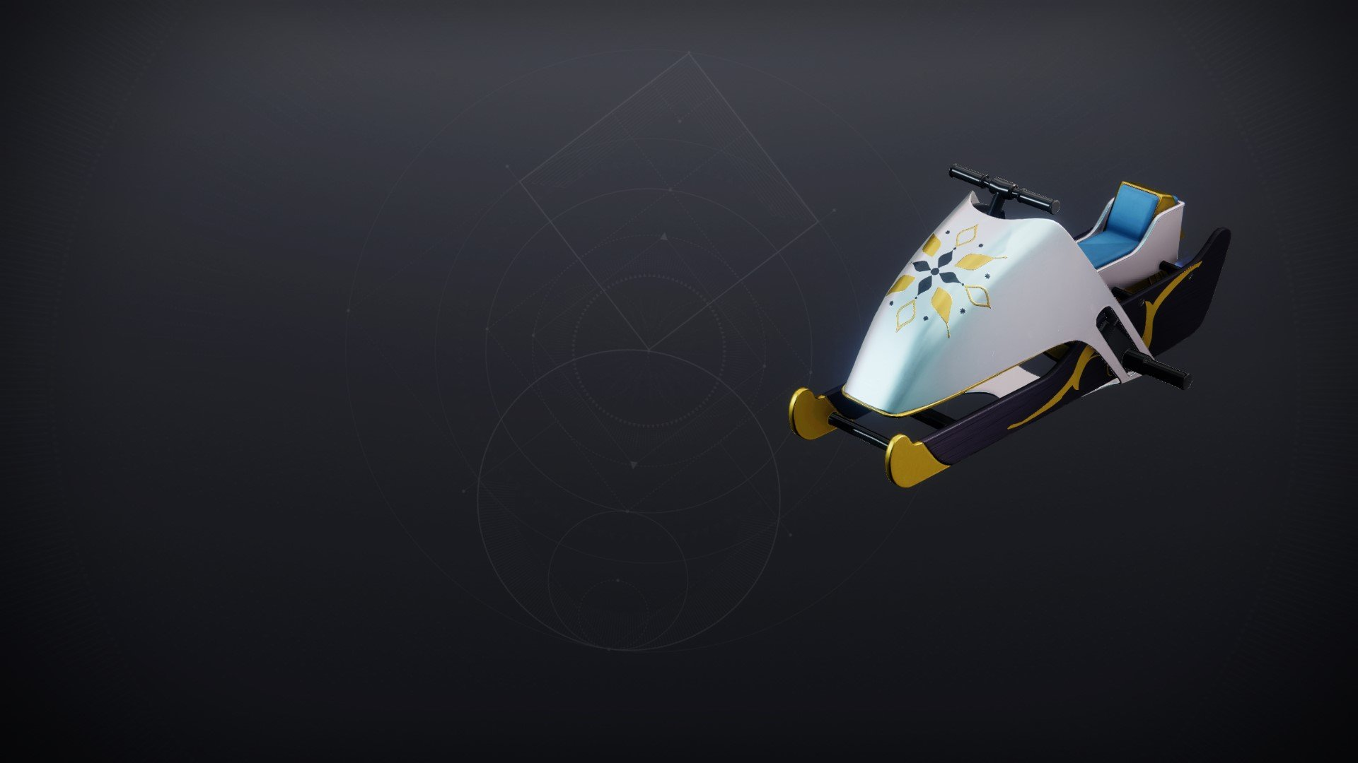 An in-game render of the The Mirthmobile.