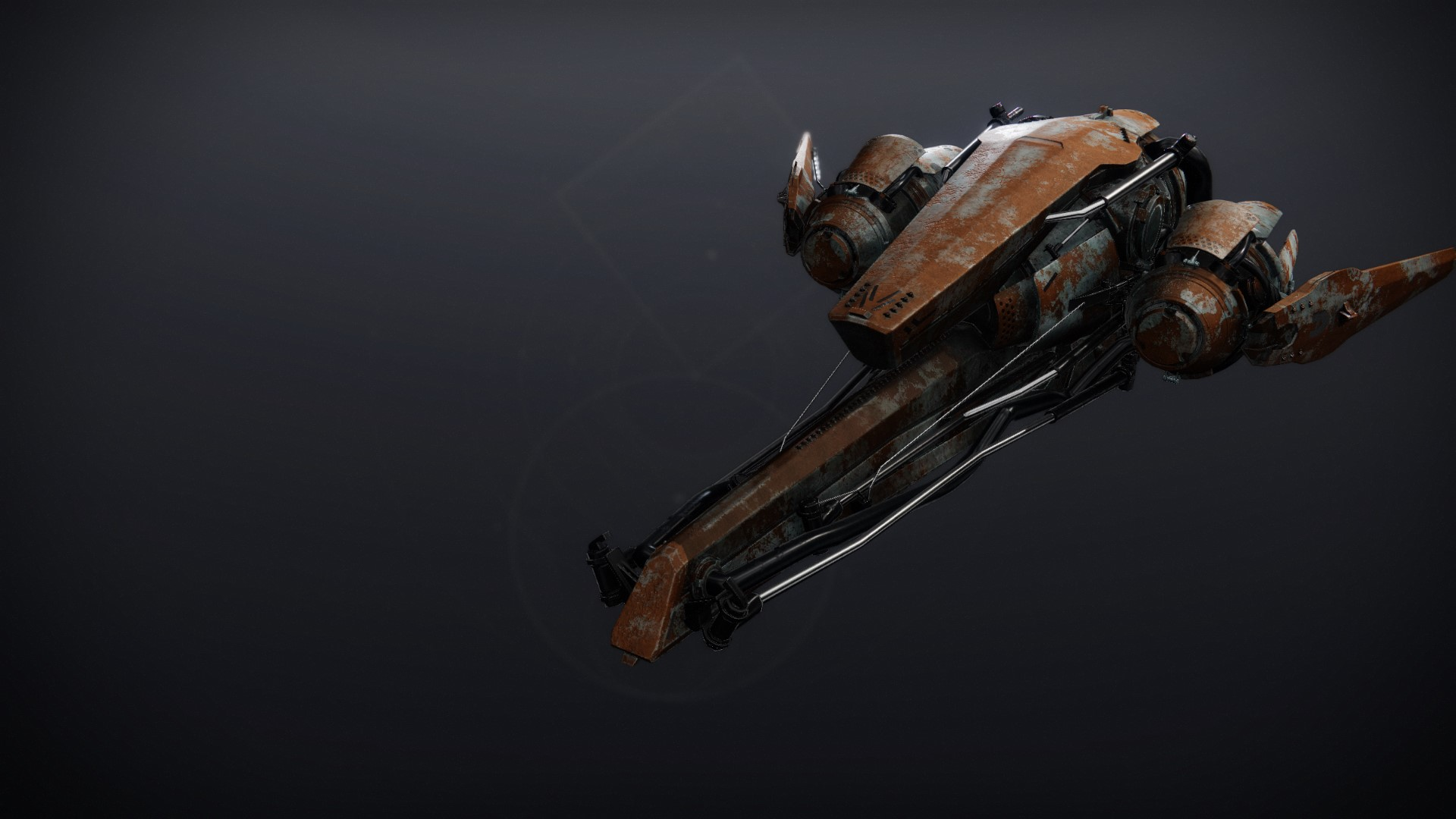 An in-game render of the Junkyard Navigator.