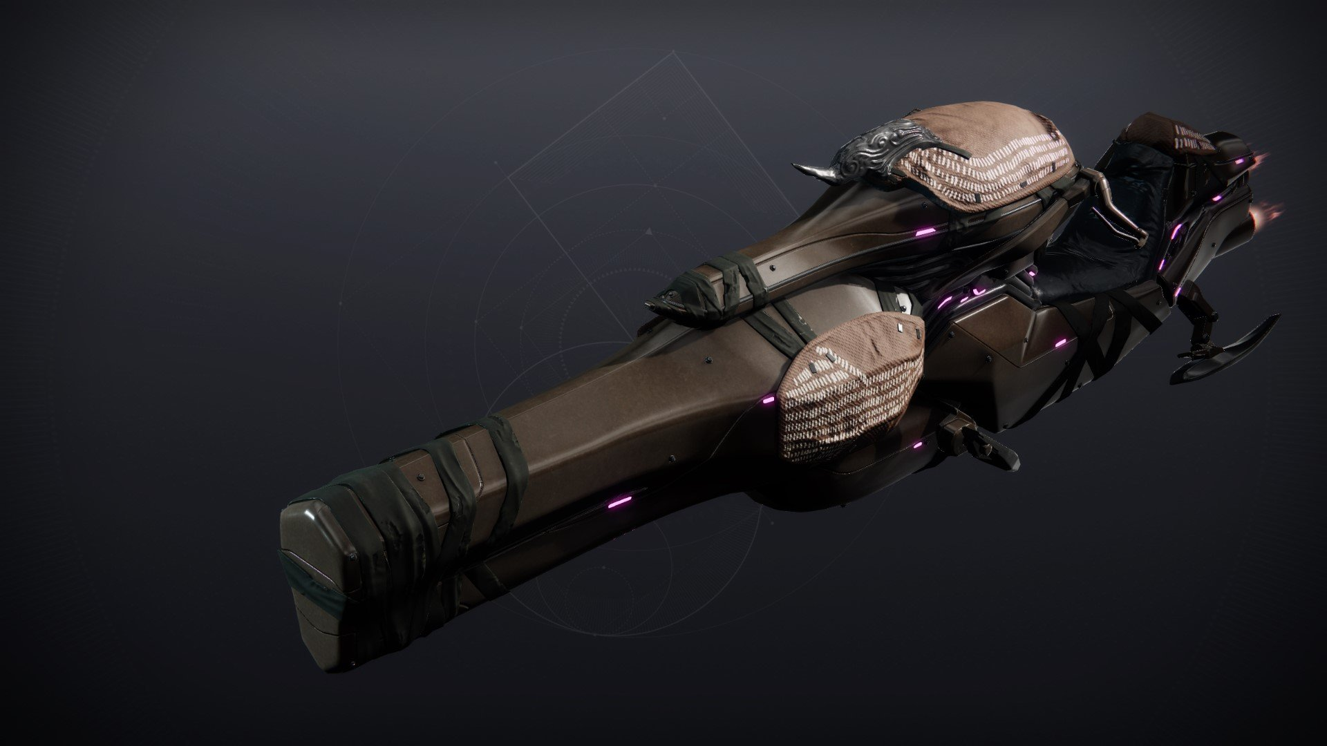 An in-game render of the Firecrest.
