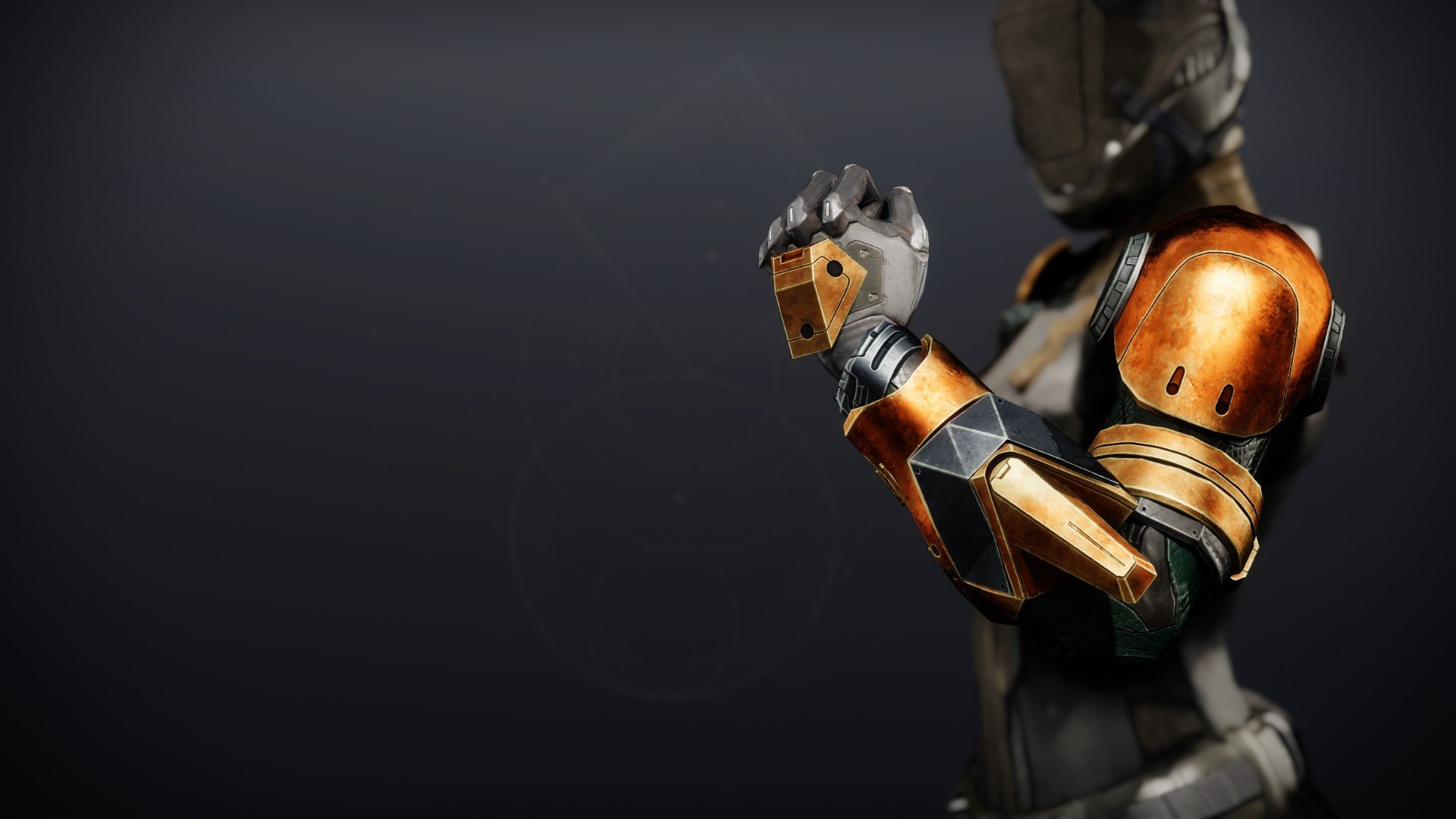 An in-game render of the Kabr's Brazen Grips.