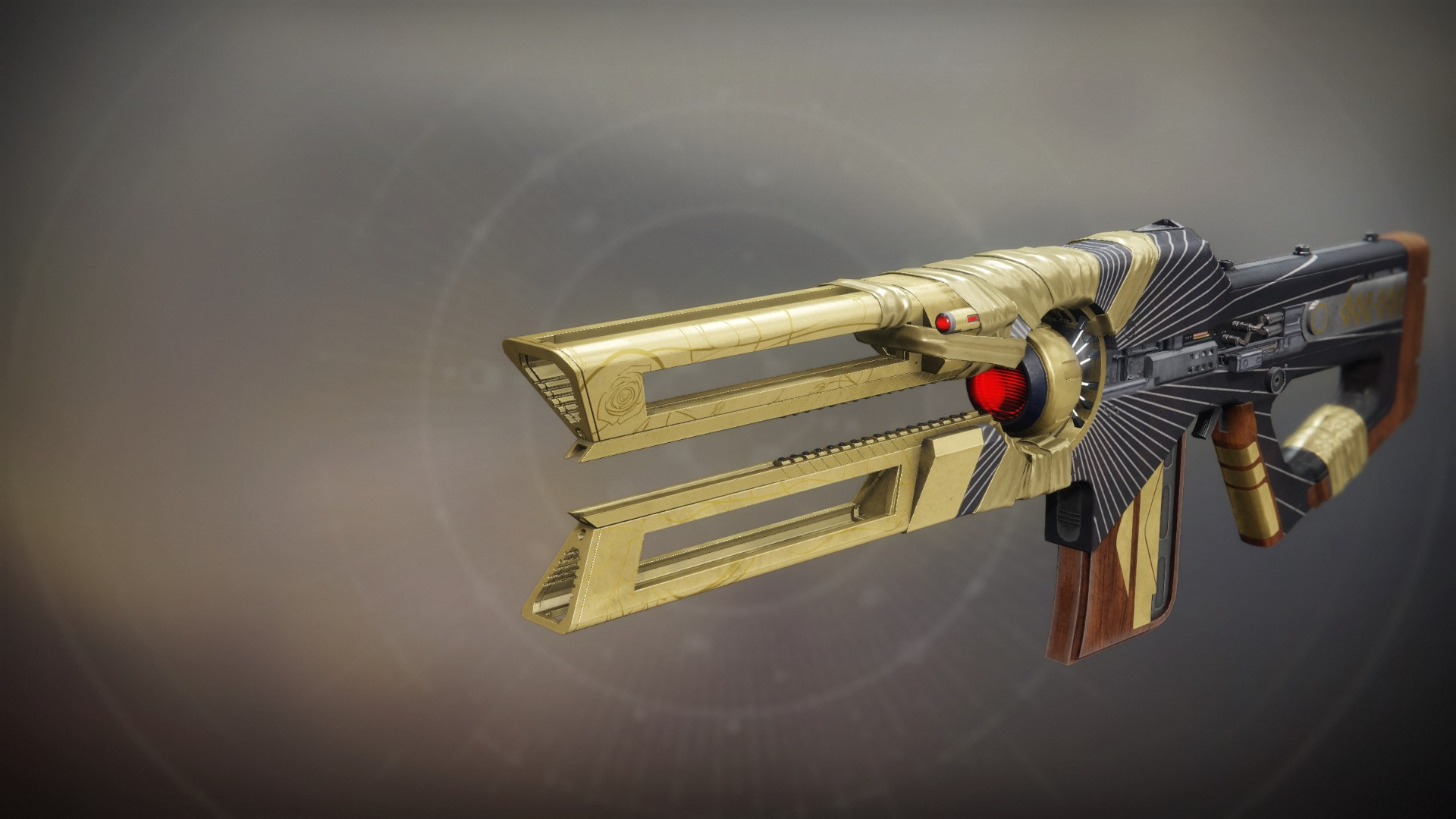 An in-game render of the Eye of Osiris.