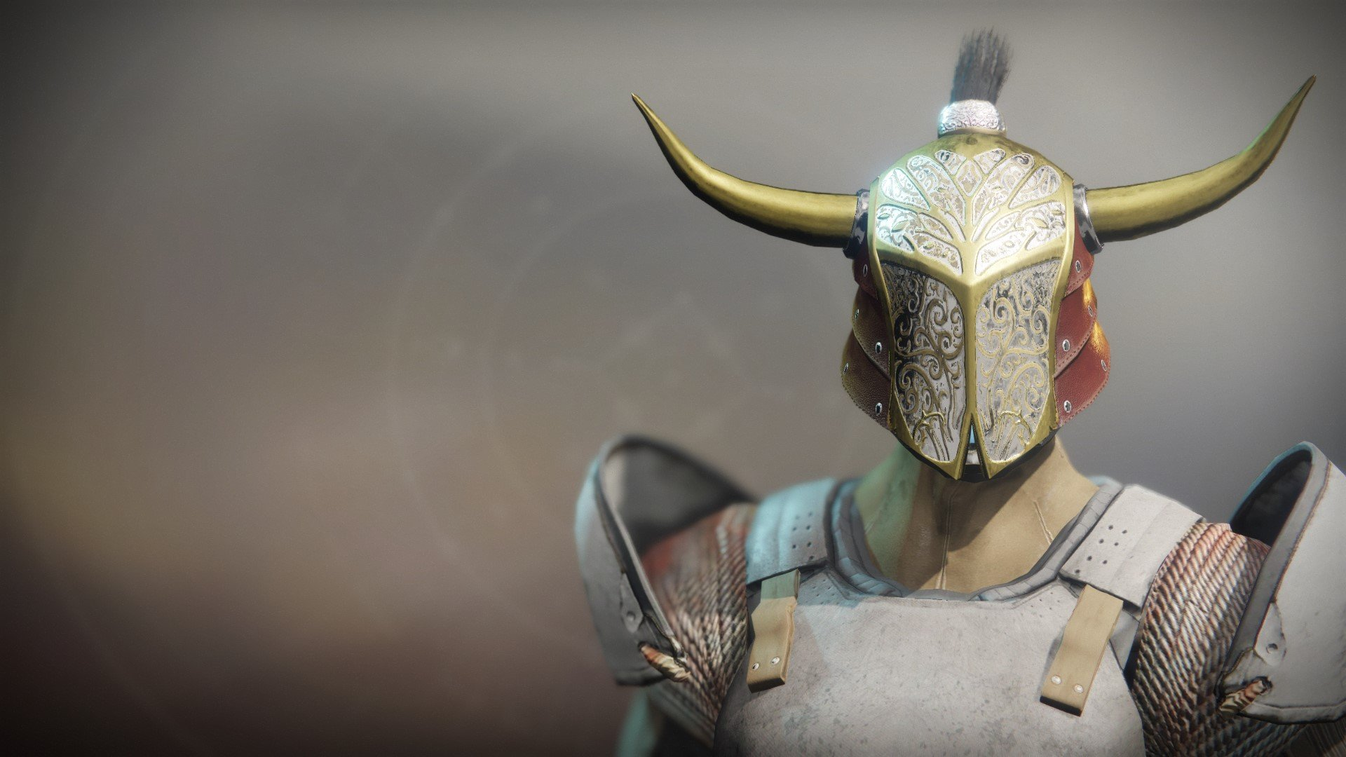 An in-game render of the Iron Truage Helm.