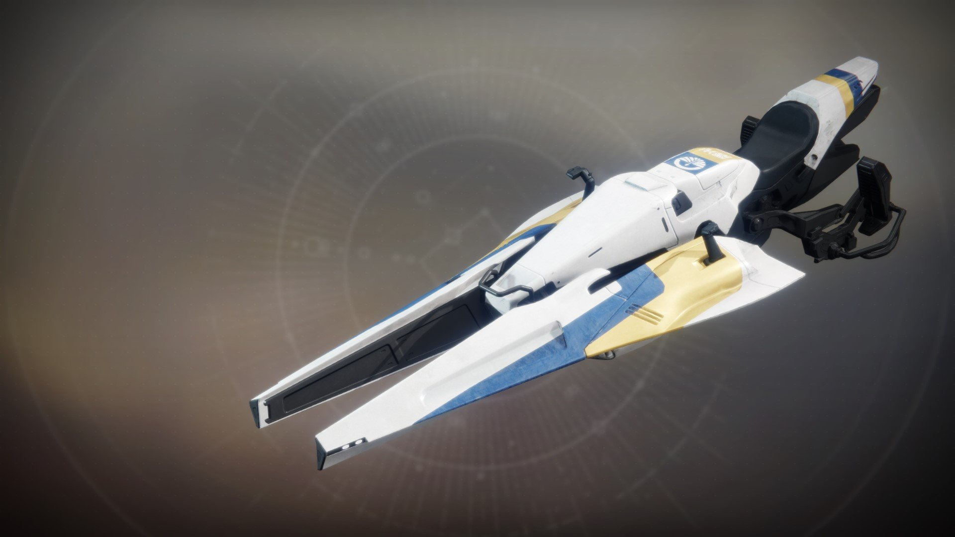 An in-game render of the Moonrider One.