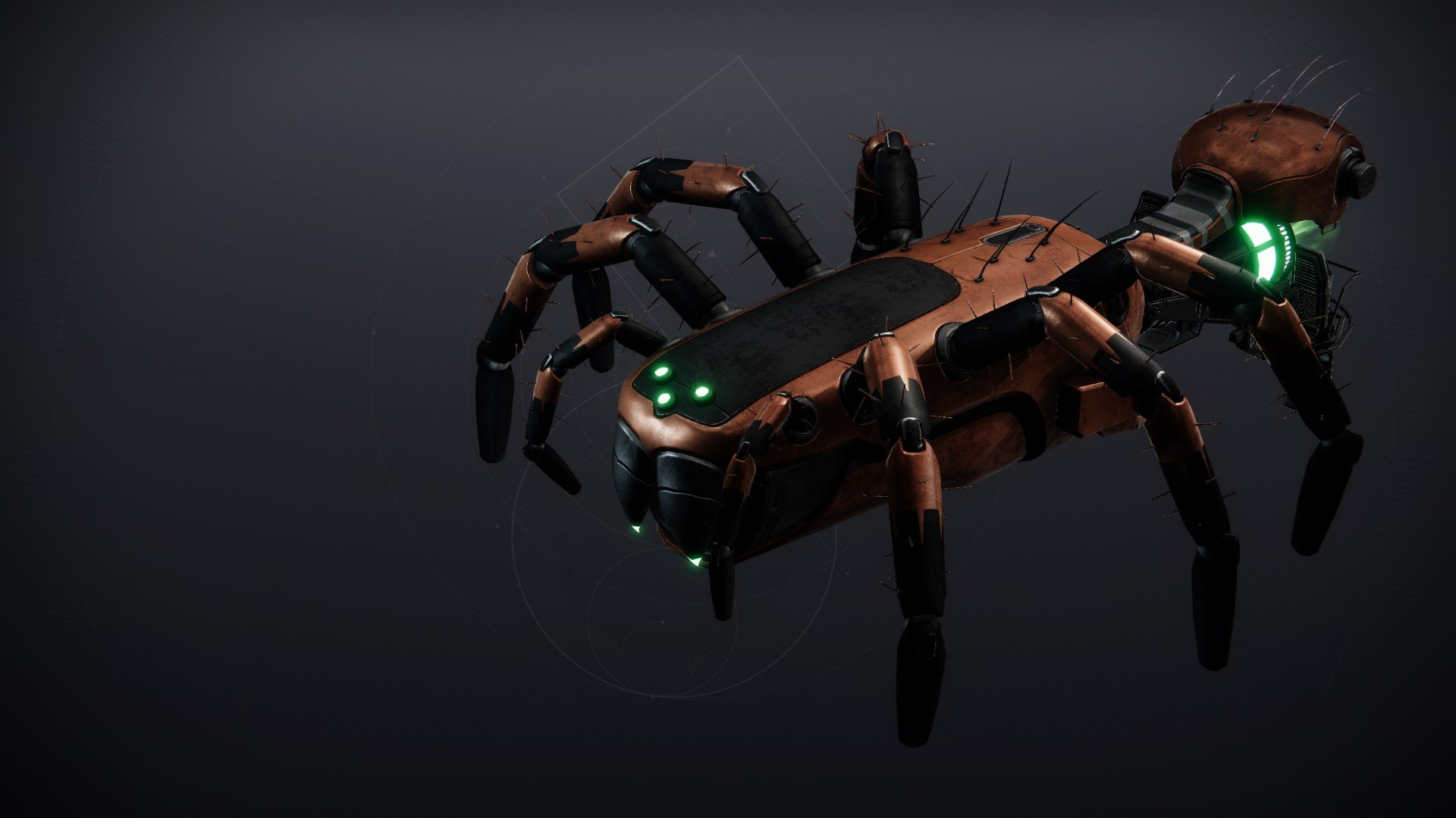 An in-game render of the Skitterscare.