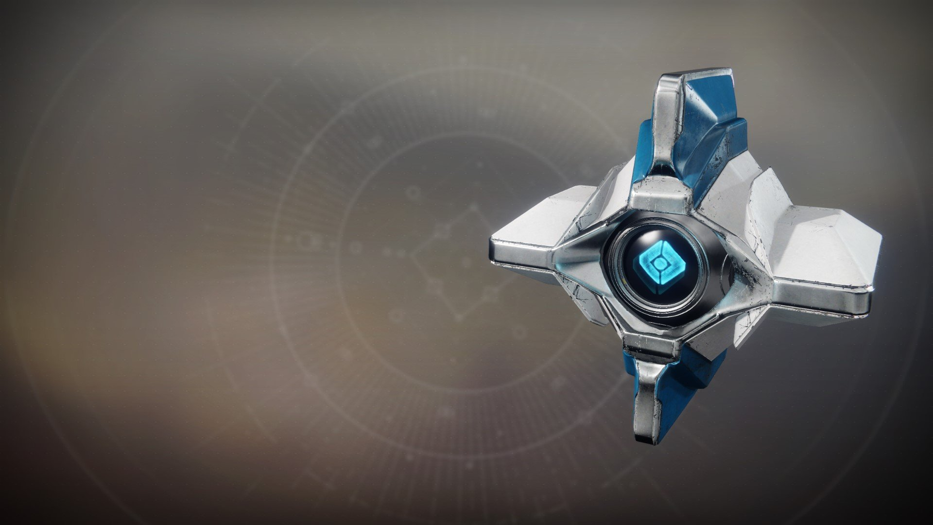 An in-game render of the August Shell.