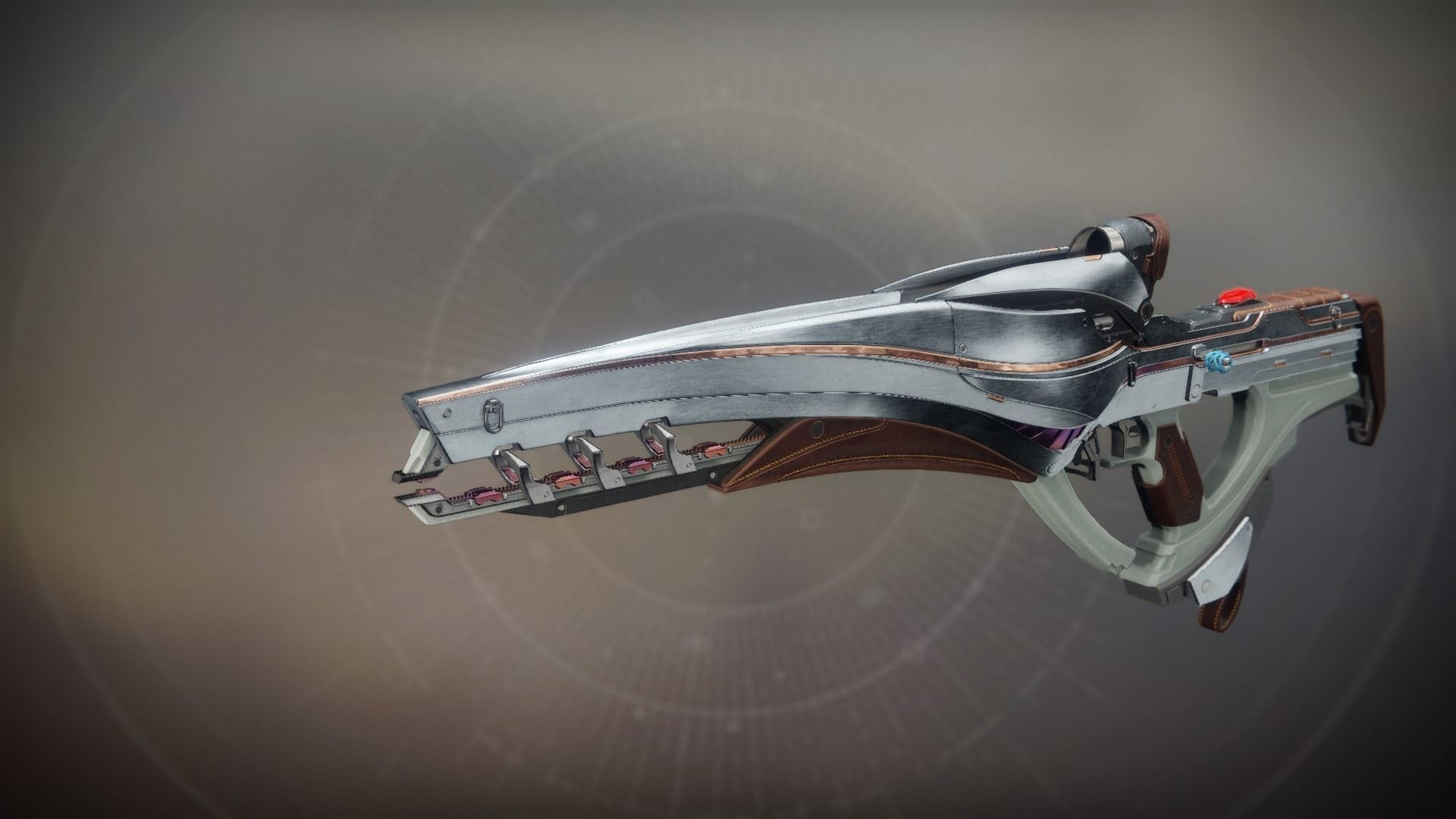 An in-game render of the Polaris Lance.