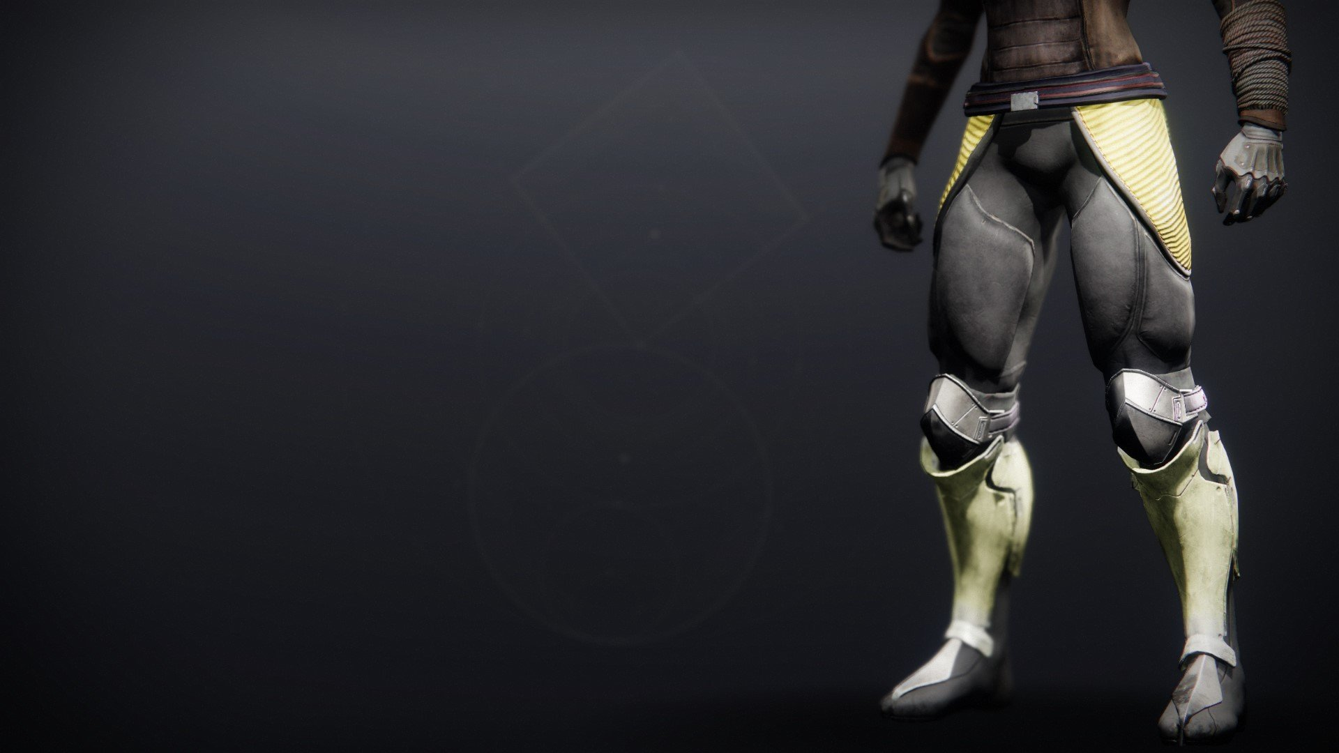 An in-game render of the Gensym Knight Strides.