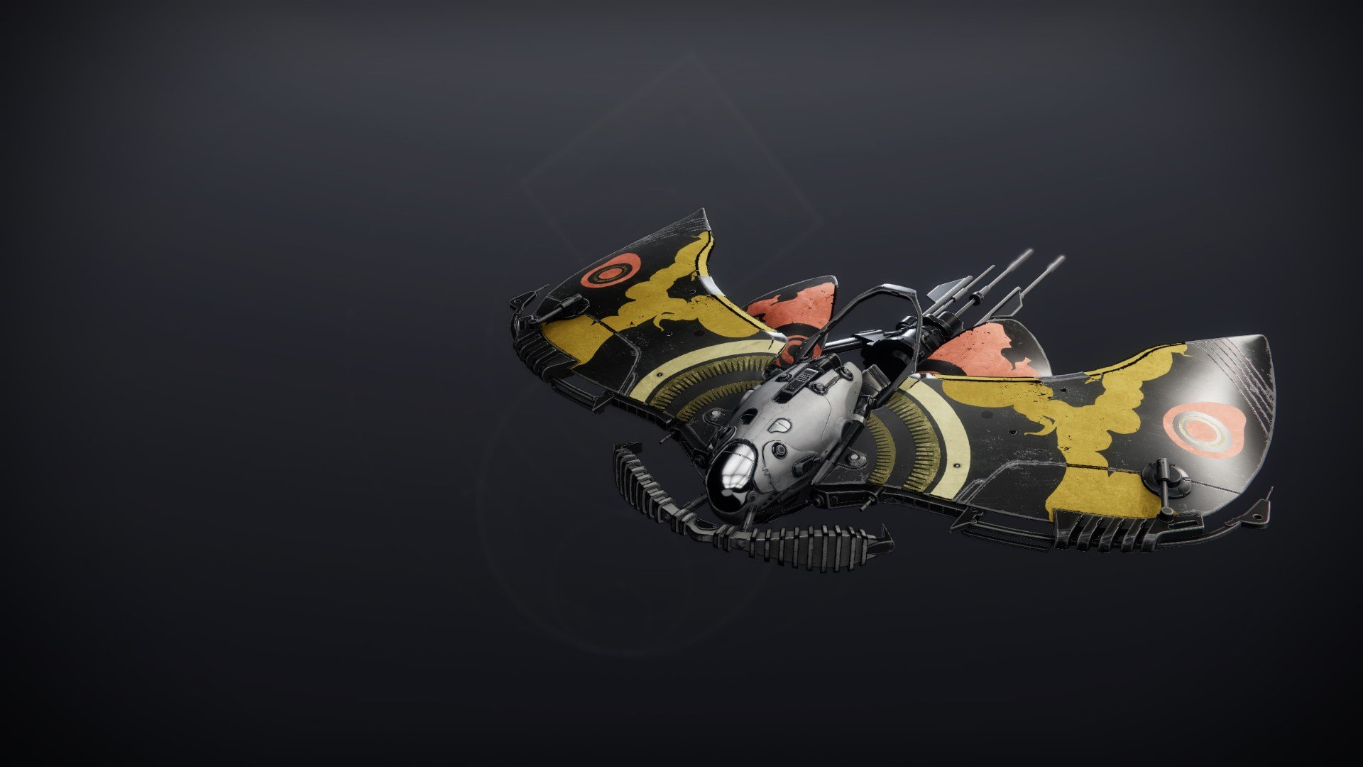 An in-game render of the Lepidoptera.