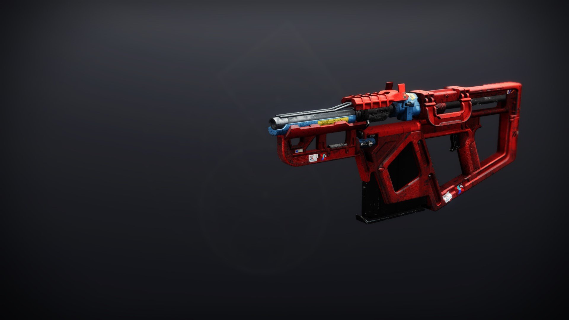 An in-game render of the Coriolis Force.