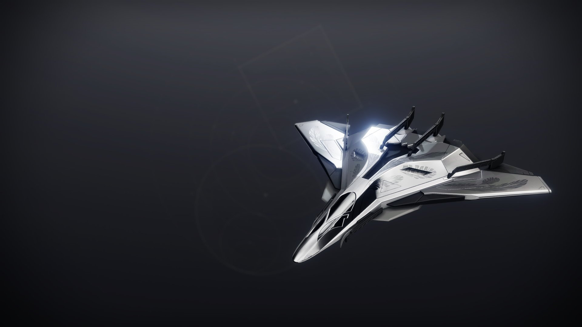 An in-game render of the Radiant Accipiter.