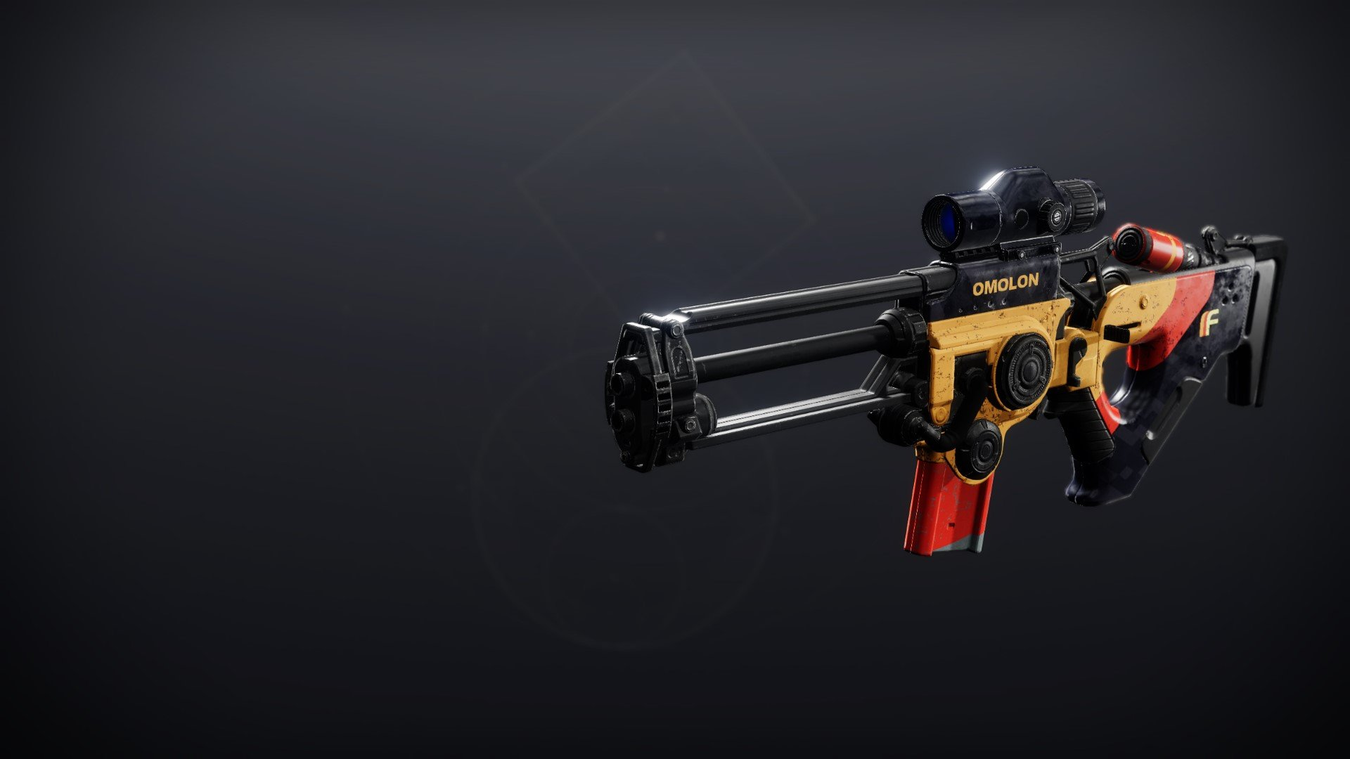An in-game render of the Pleiades Corrector.