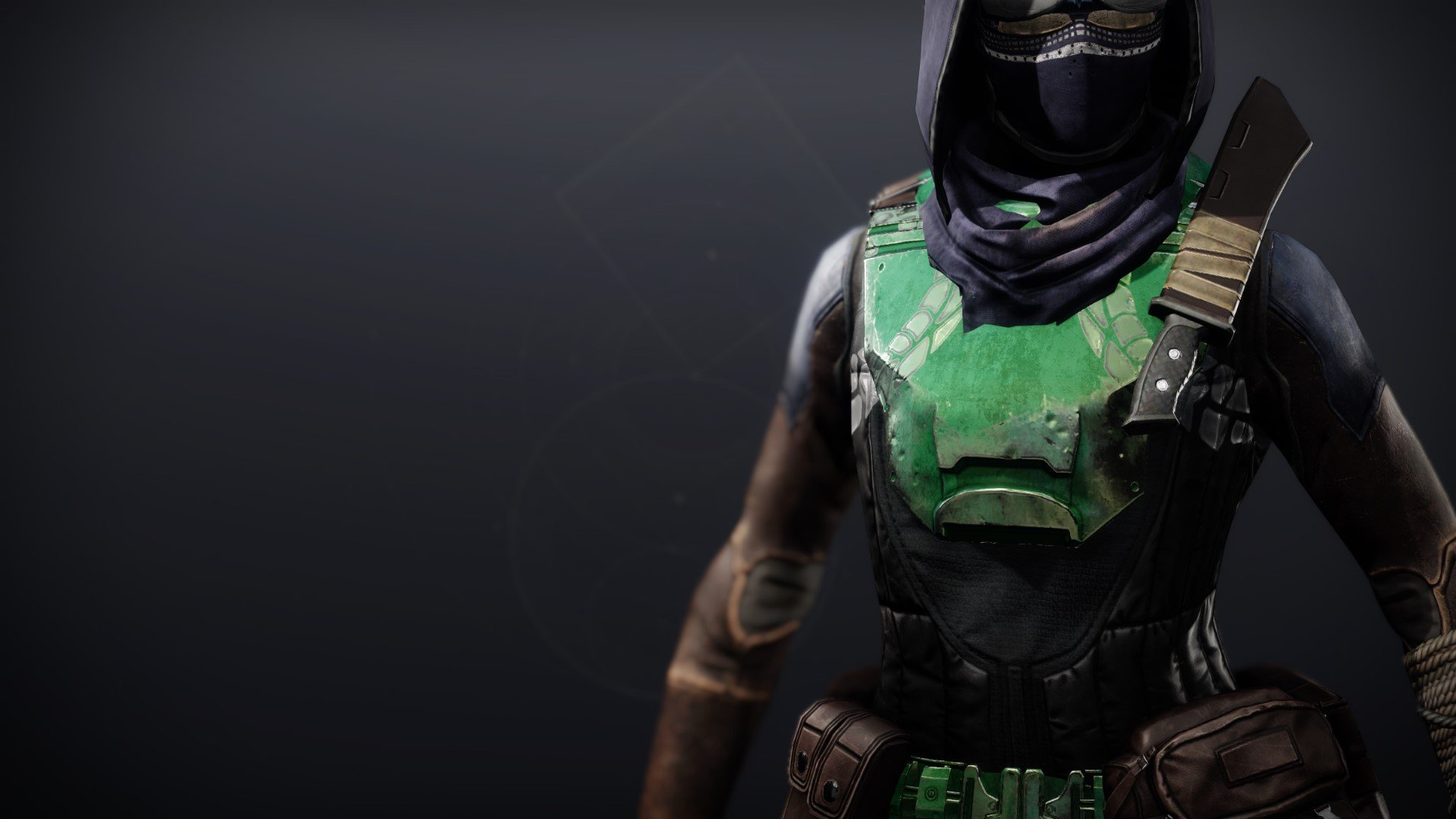 An in-game render of the Calamity Rig Vest.
