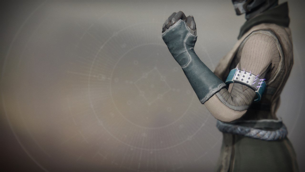 An in-game render of the Bond of Chiron.