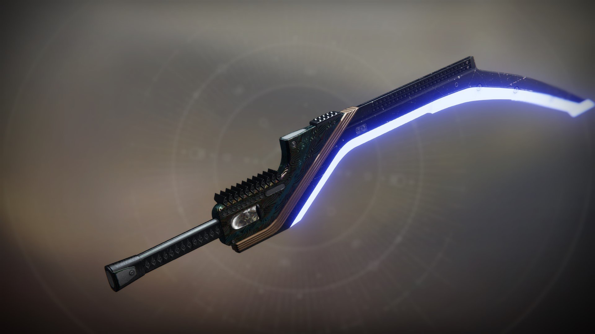 An in-game render of the Temptation's Hook.