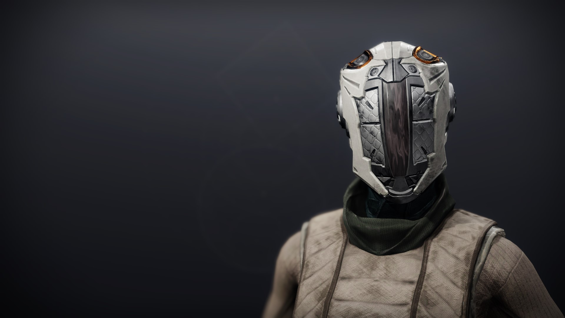 An in-game render of the Iron Will Hood.