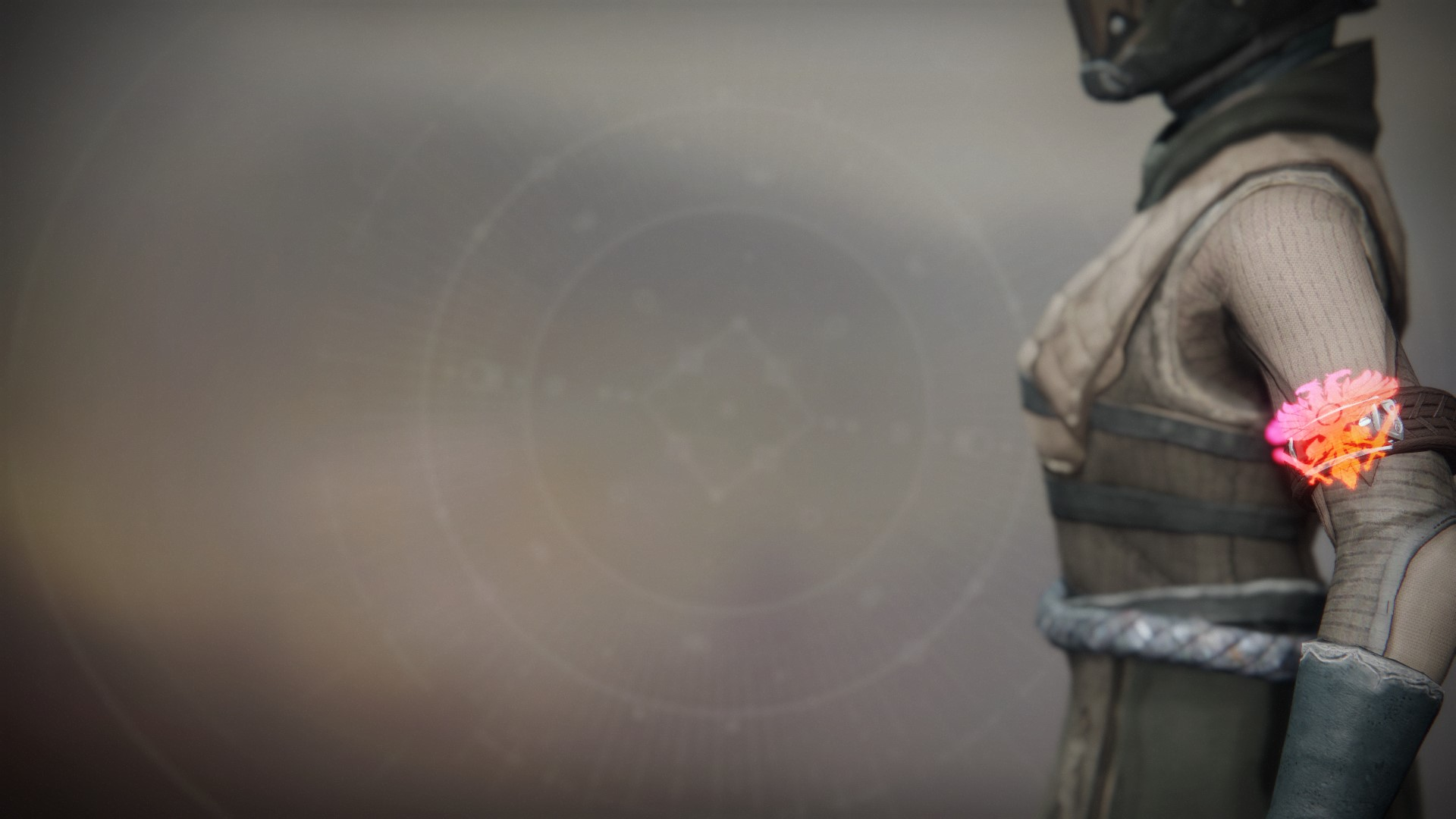 An in-game render of the Ankaa Friend Ornament.